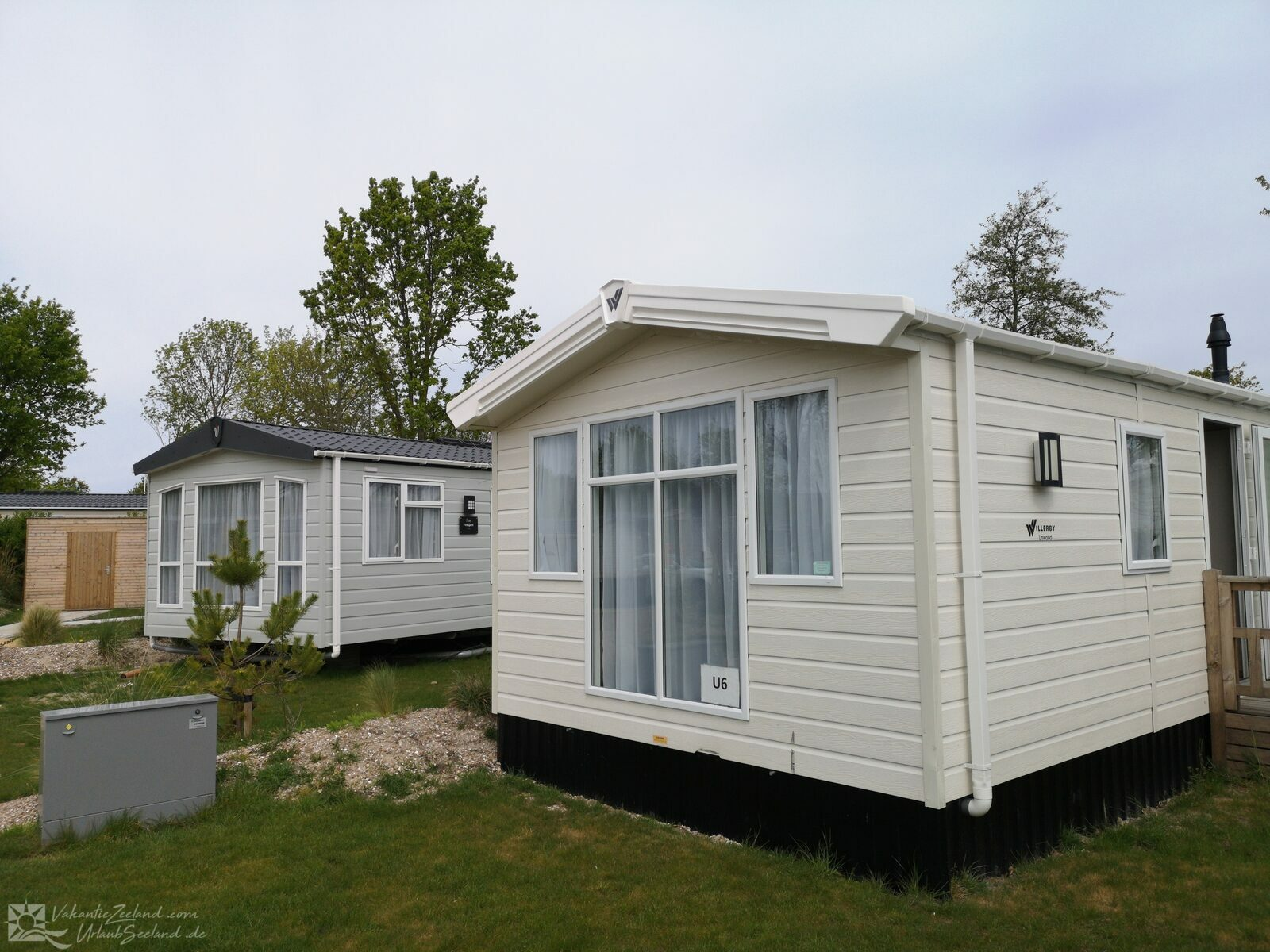 VZ868 Holiday chalet Renesse