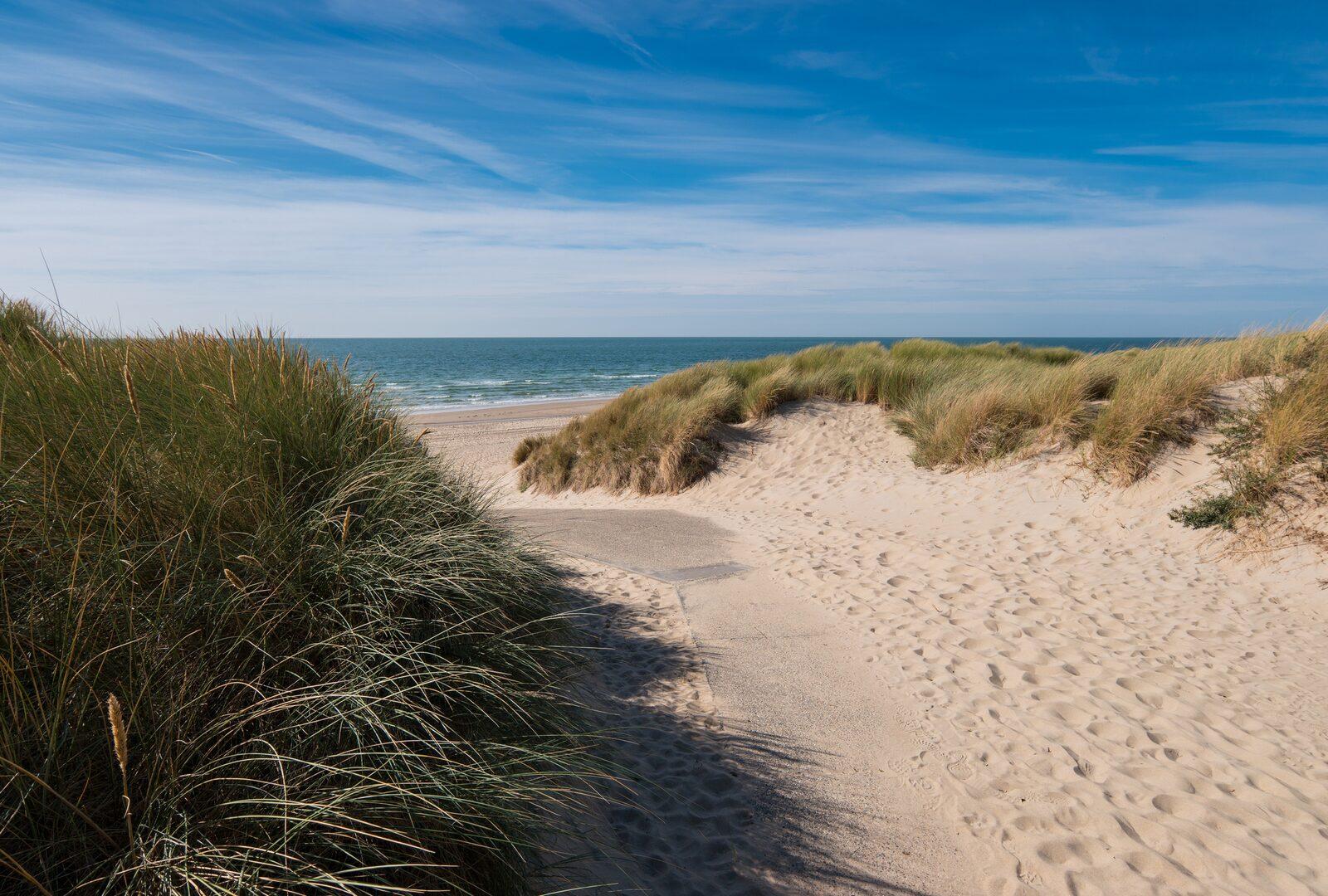 Beach house dune side 4p