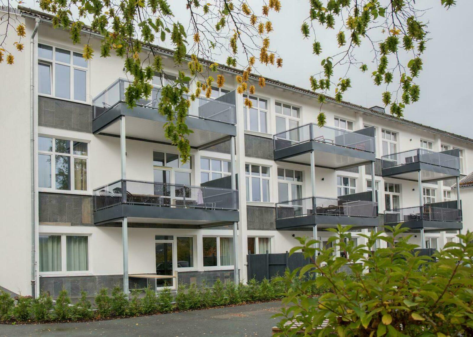 Appartement - Dechandt-Dobbererstrasse 13   Winterberg-Zuschen 'Der Alte Schule'