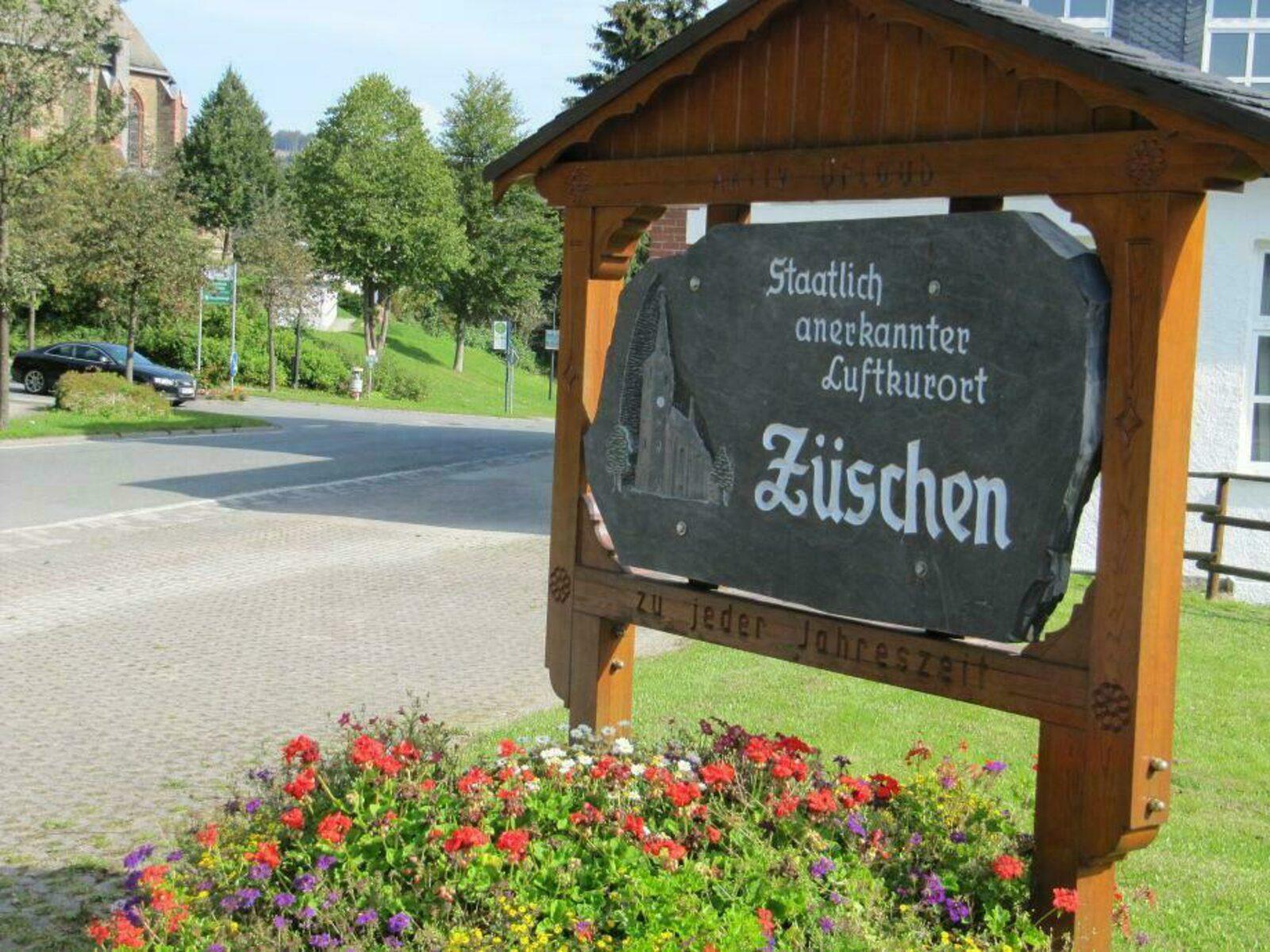 Appartement - Dechandt-Dobbererstrasse 13 | Winterberg-Zuschen 'Der Alte Schule'