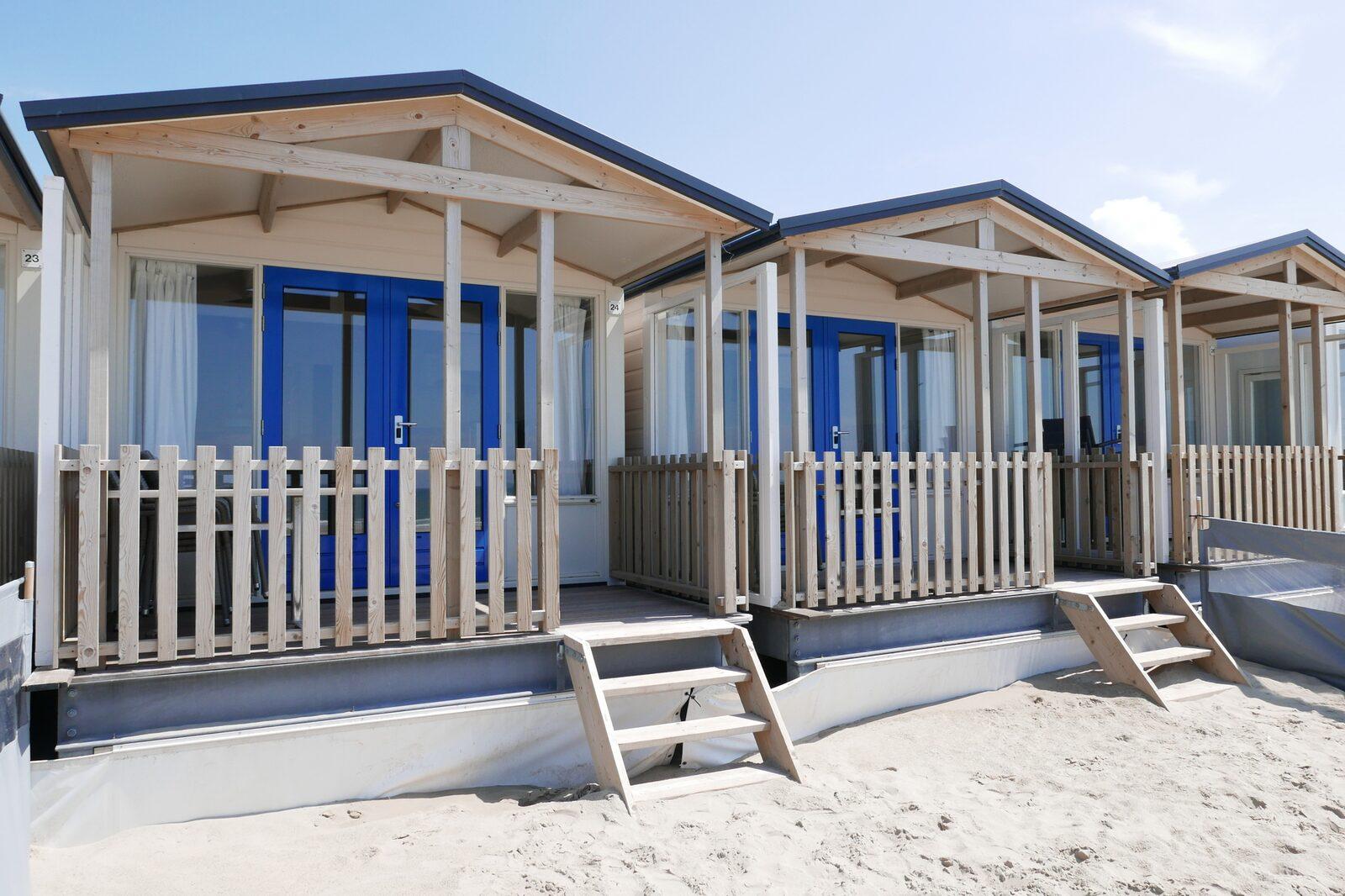 Strandhaus für 5 Personen, direkt am Meer