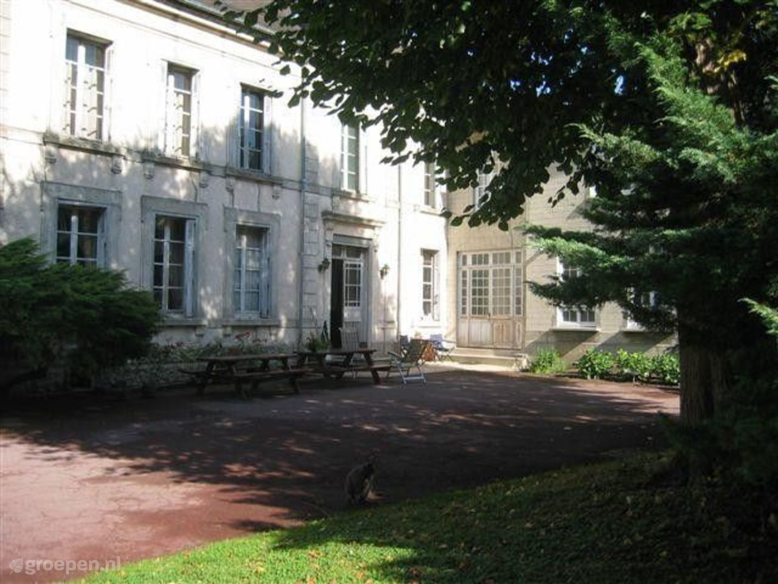 Group accommodation Auxi le Chateau