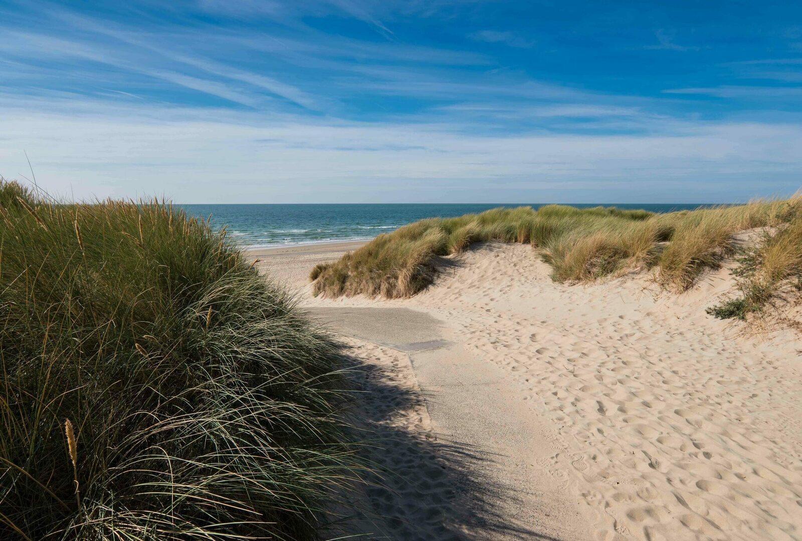 Beach house seaside 6p