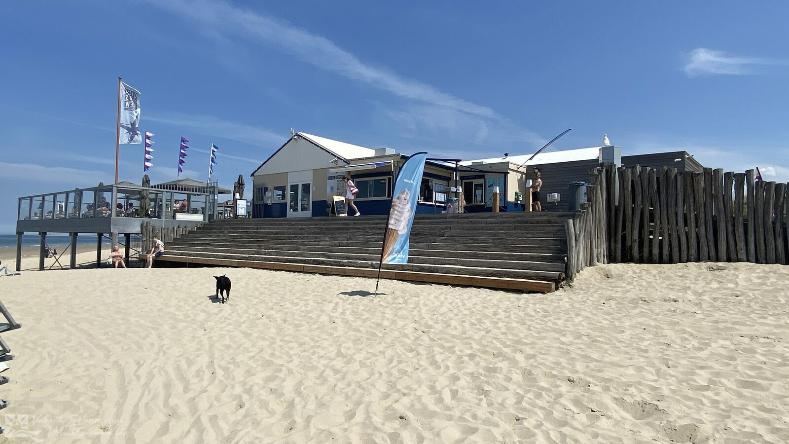VZ677 Holiday Chalet Renesse