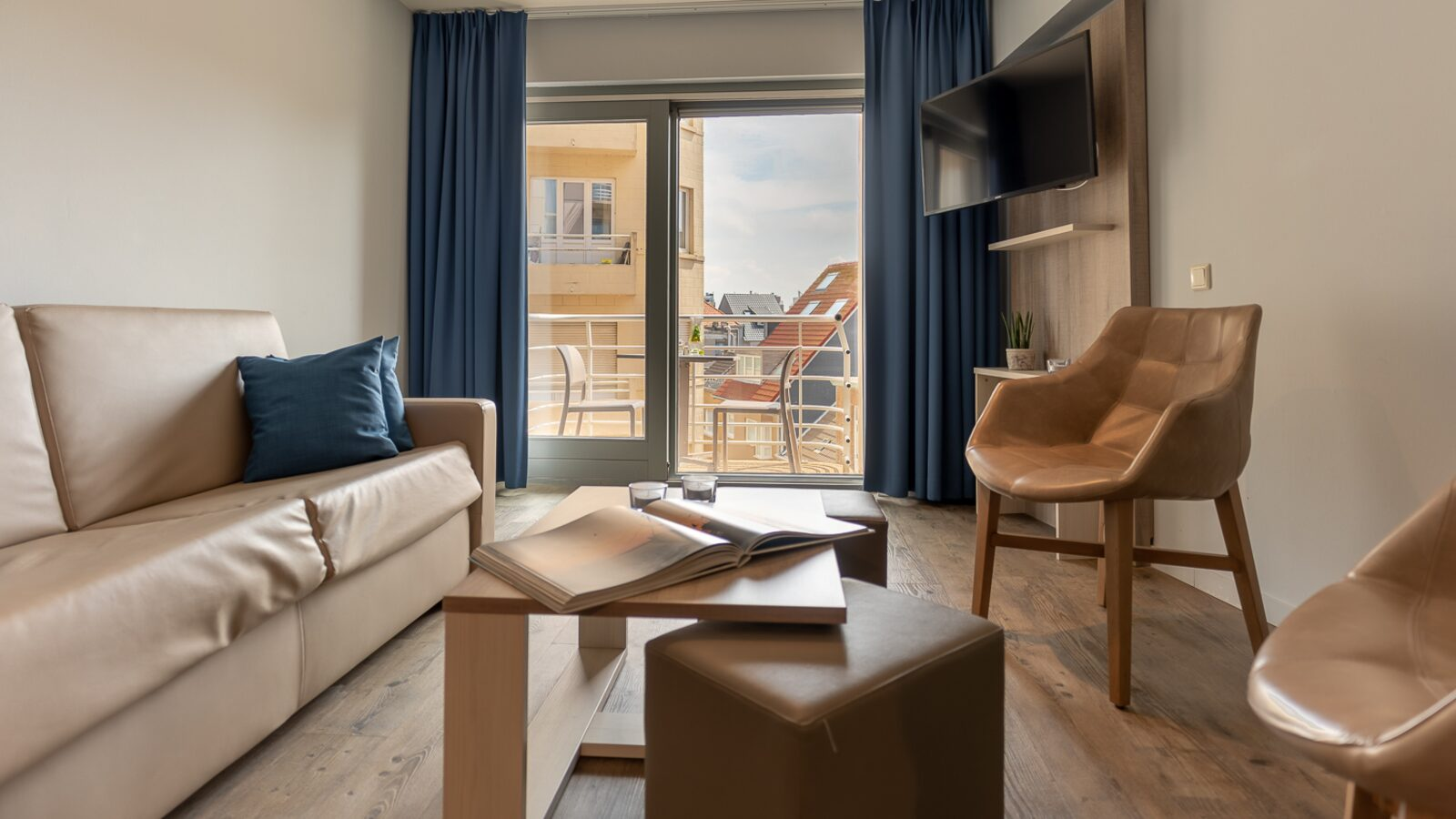 Suite -  4p | Balcony | City view