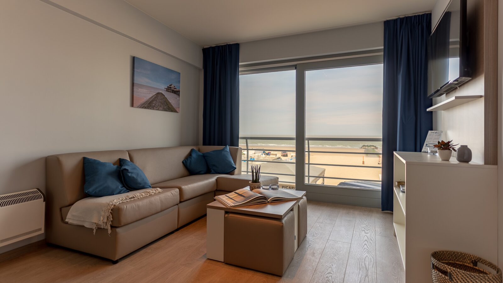 Suite -  4p | Sea view