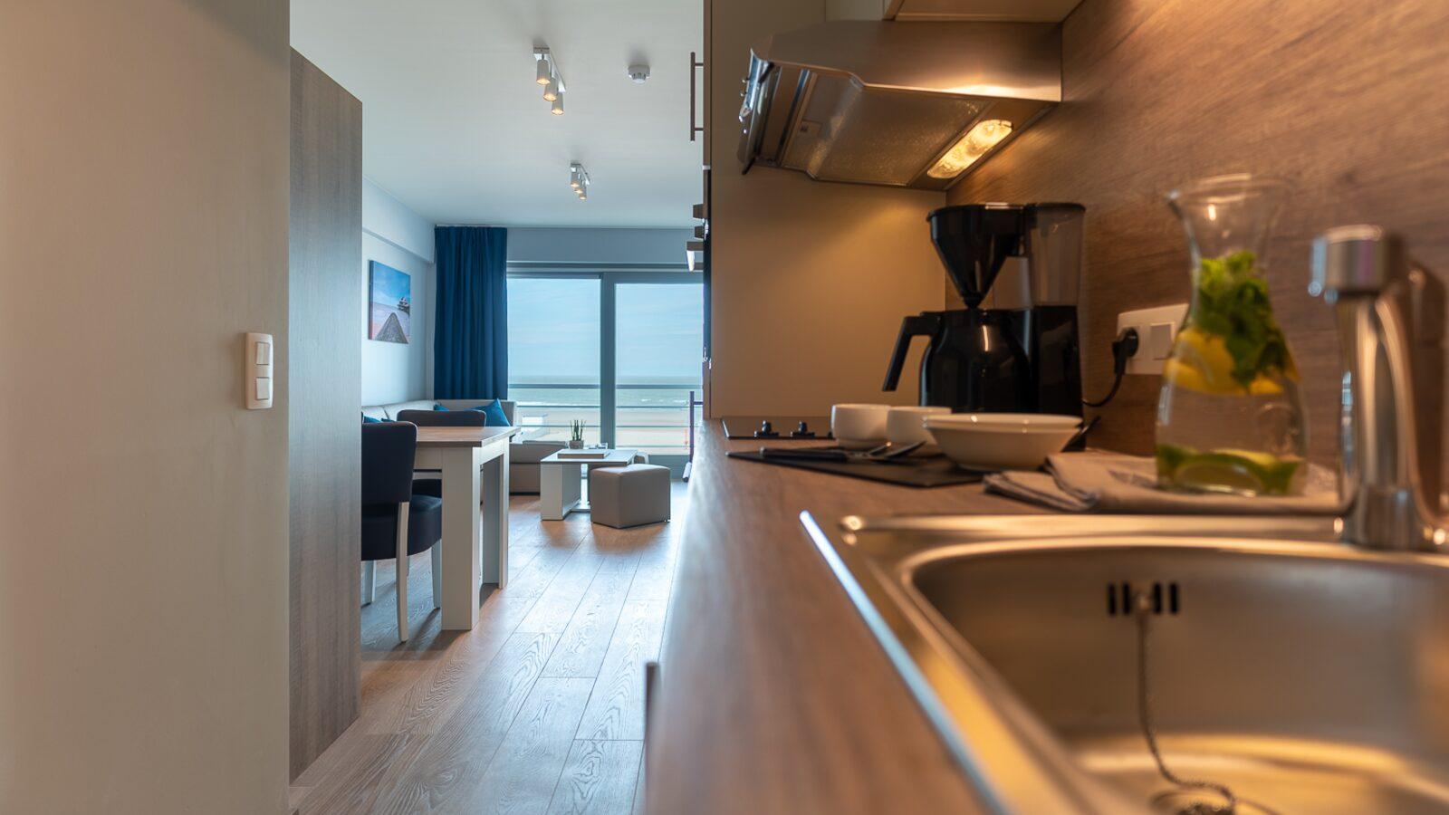 Suite - 5p | Balcon | Vue sur mer