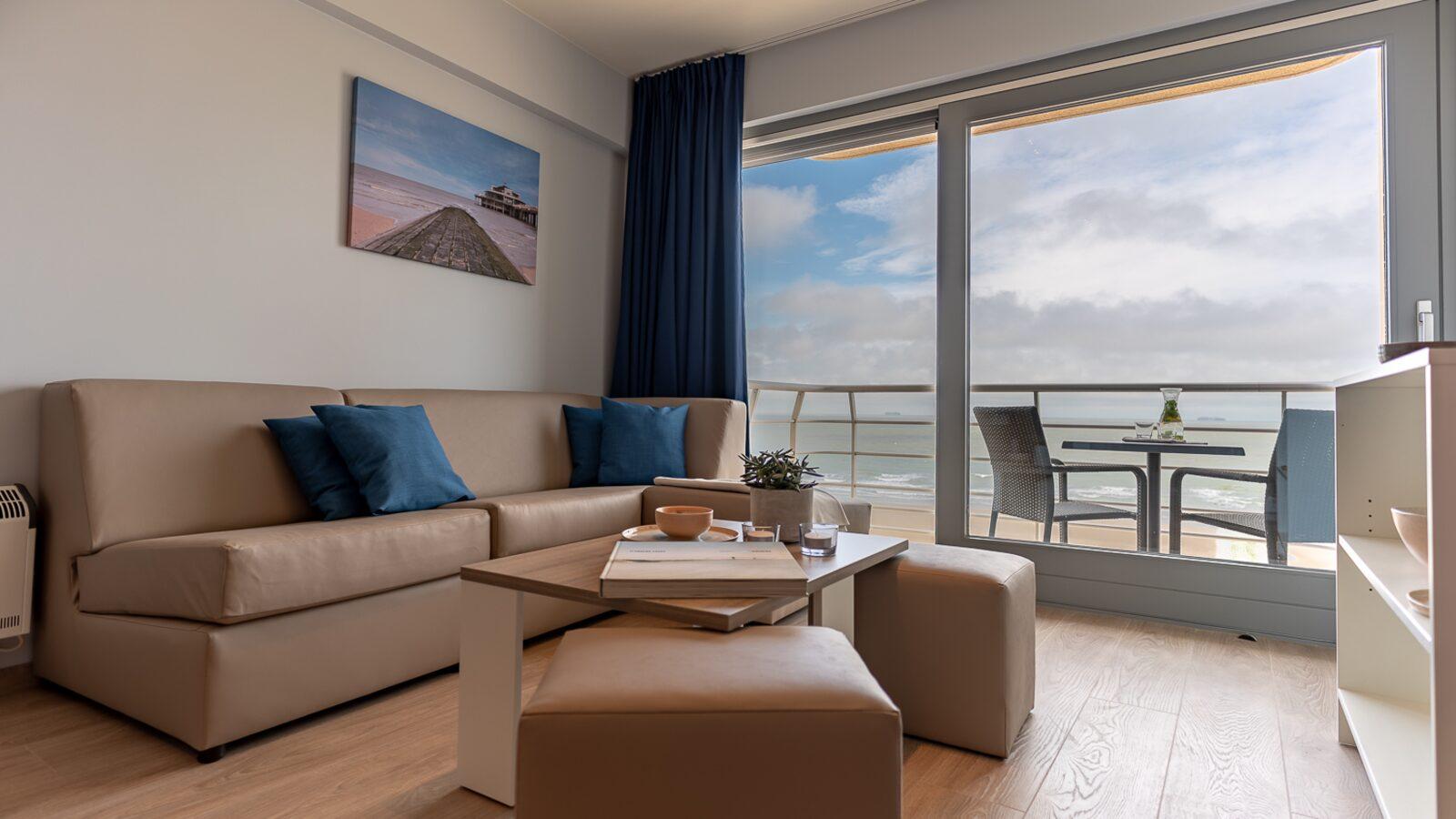 Suite - 4p | Balcon | Vue sur mer