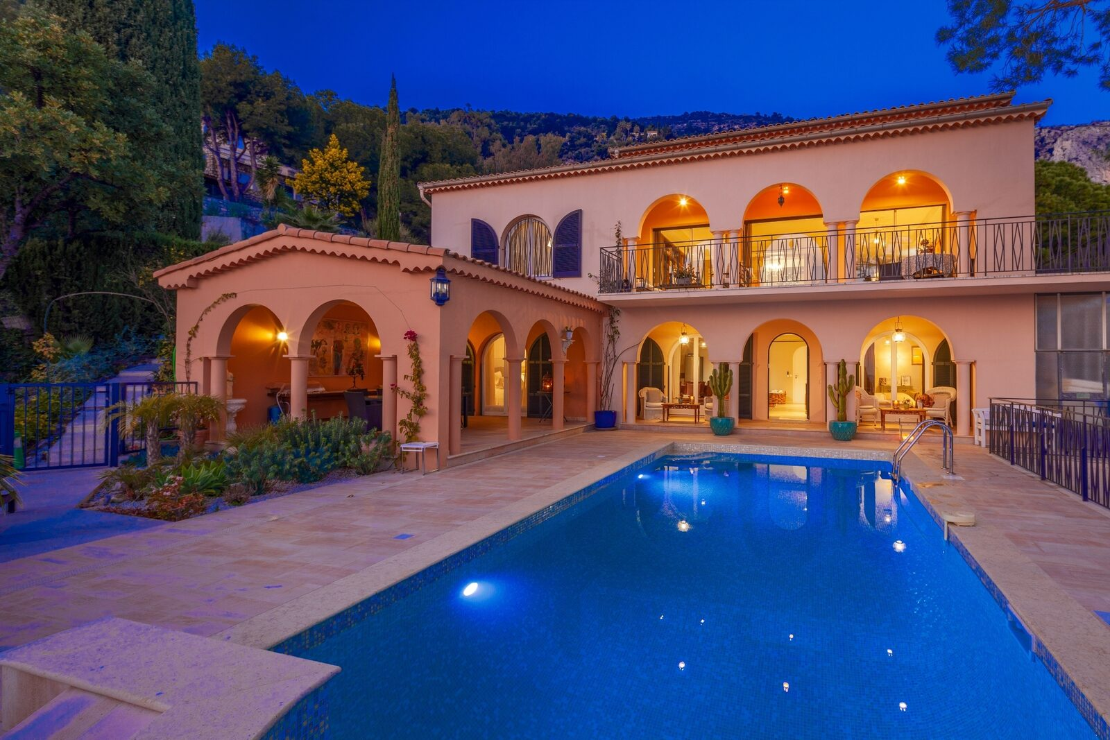 Villa Philae met privezwembad