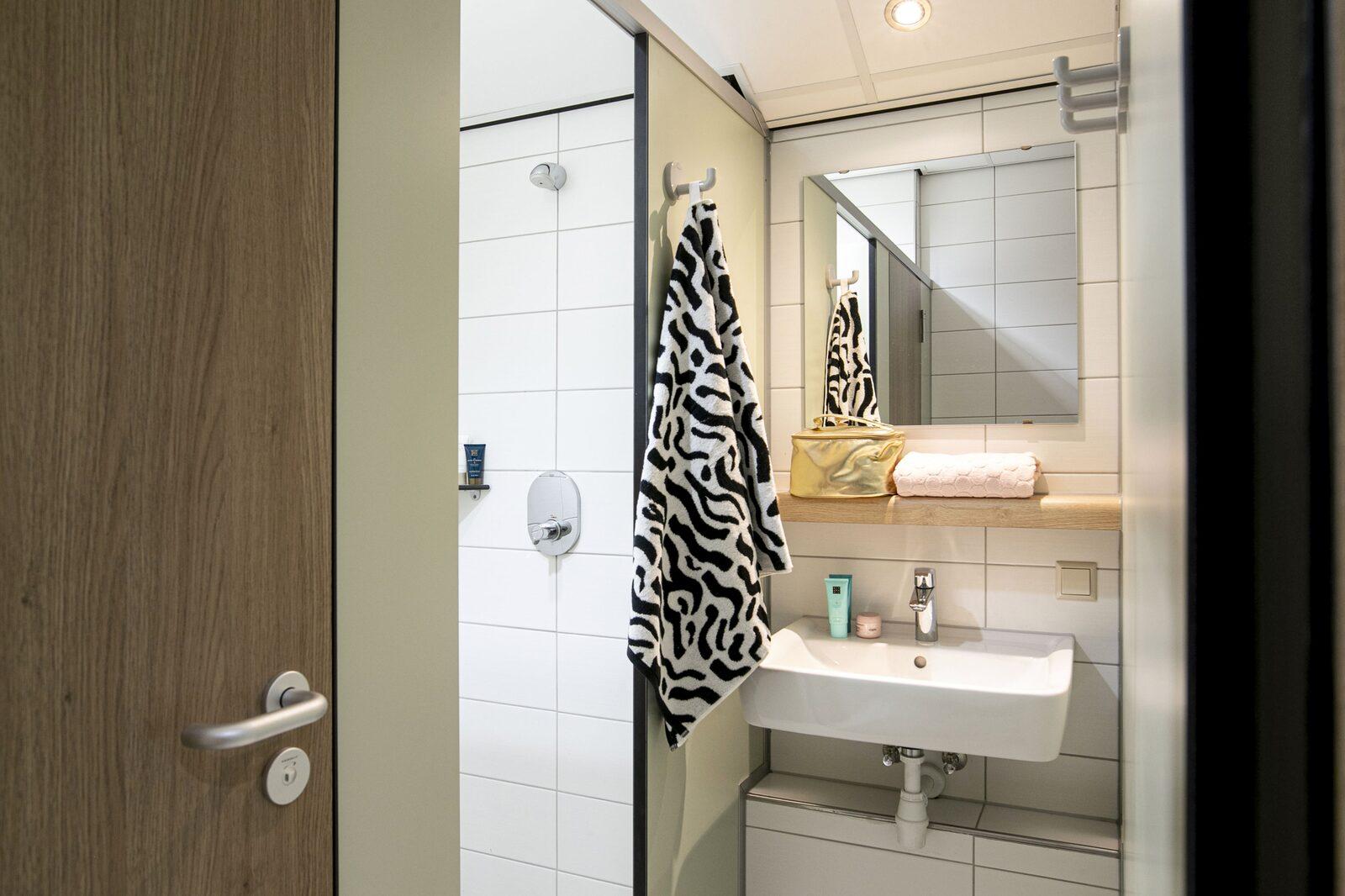 Plaats met privé badkamer Vossenhoek