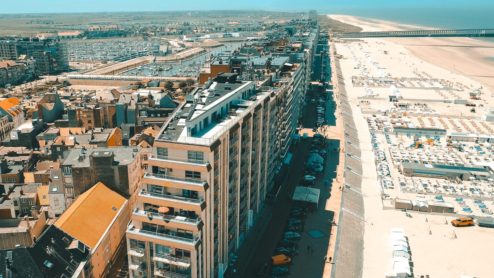 Zeezicht | Penthouse - 4p | Rooftop terras