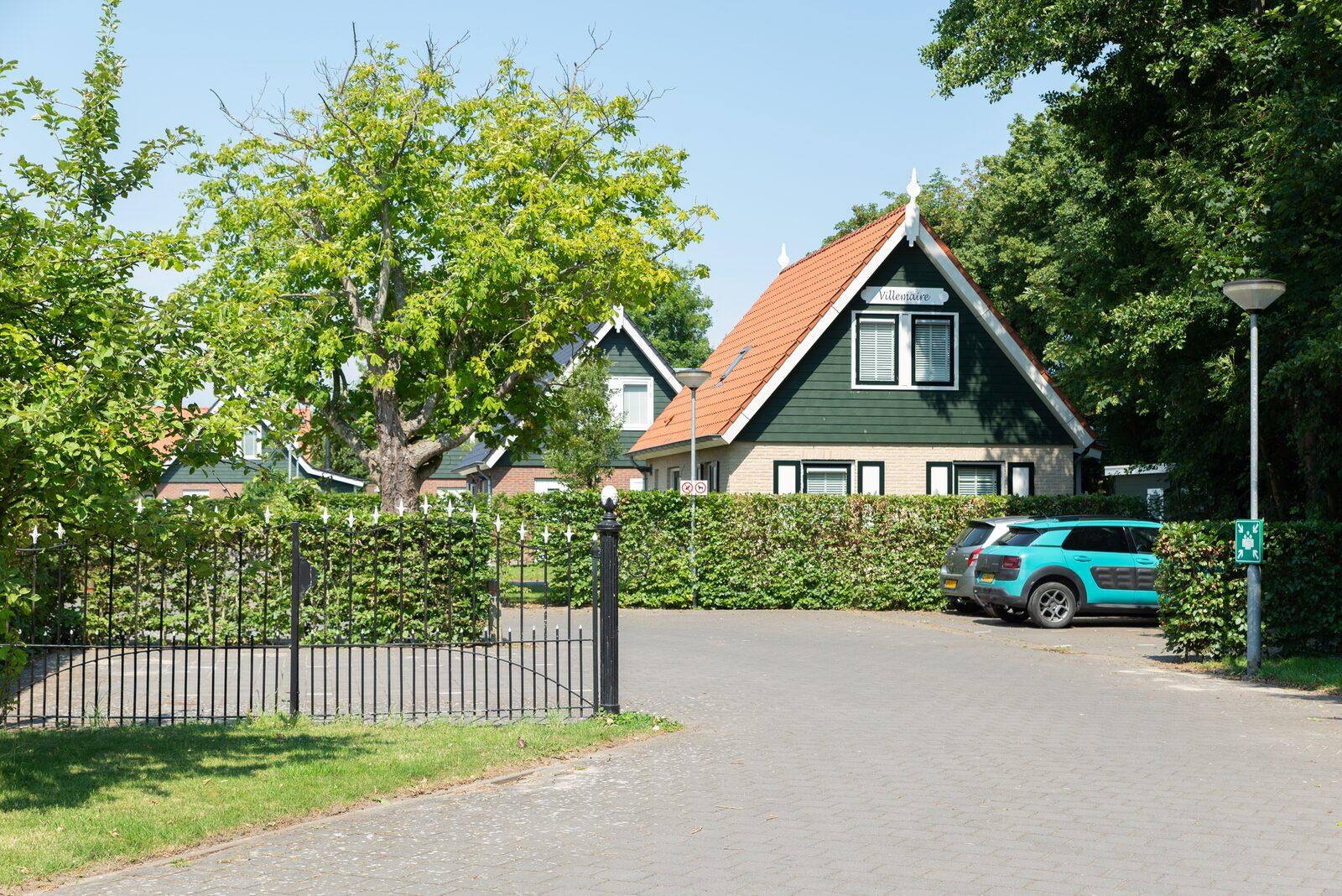Holidayhouse - Zuidweg 18 | Zonnemaire 'Park Villemaire huisje 17'