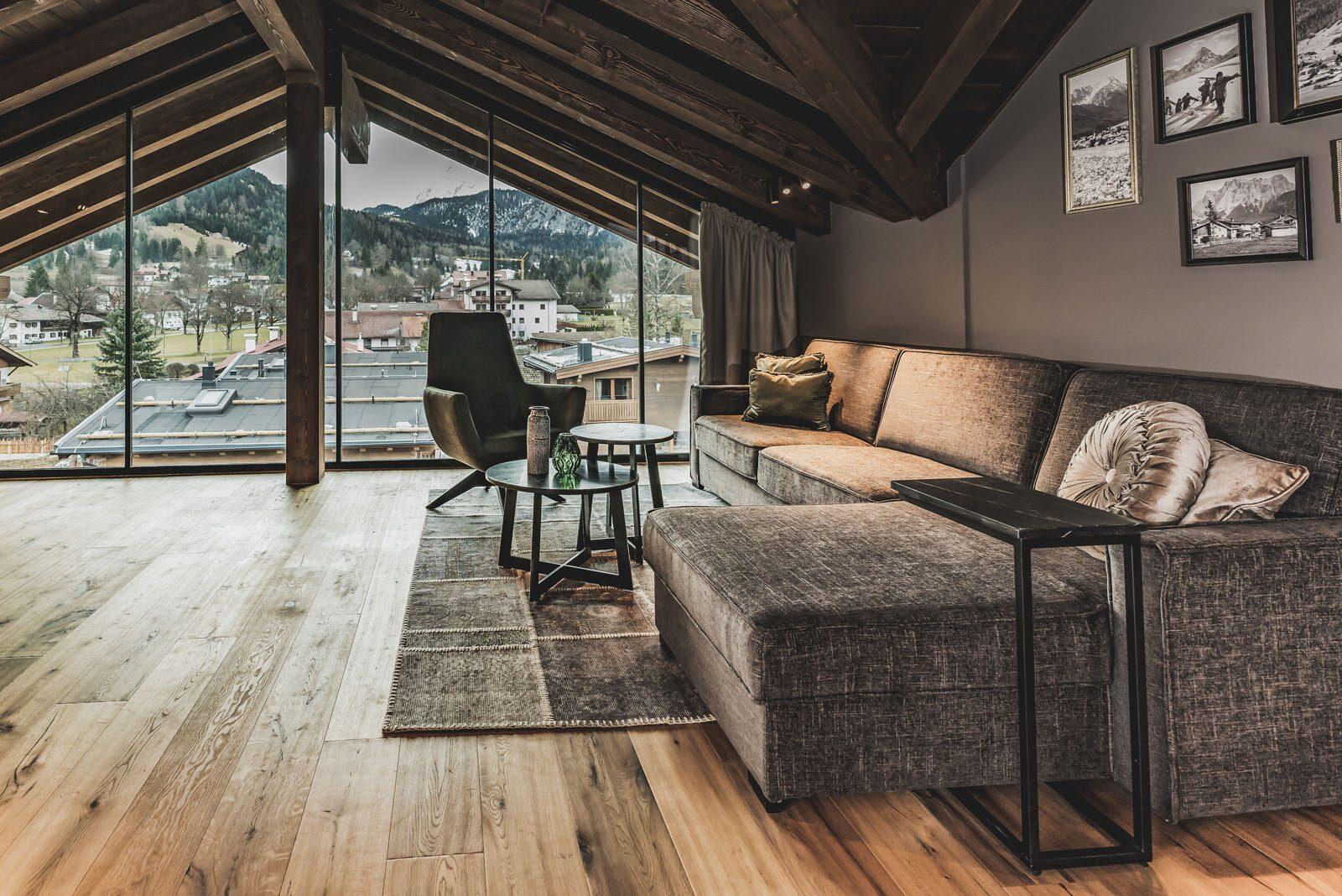 Familien-Penthouse-Apartment | 8-10 Pers.
