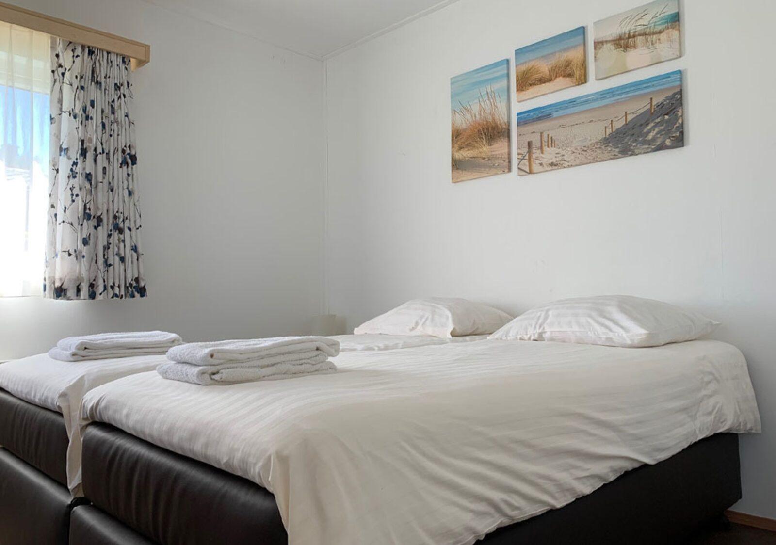 """Hotelzimmer """"Terra Mare""""."""