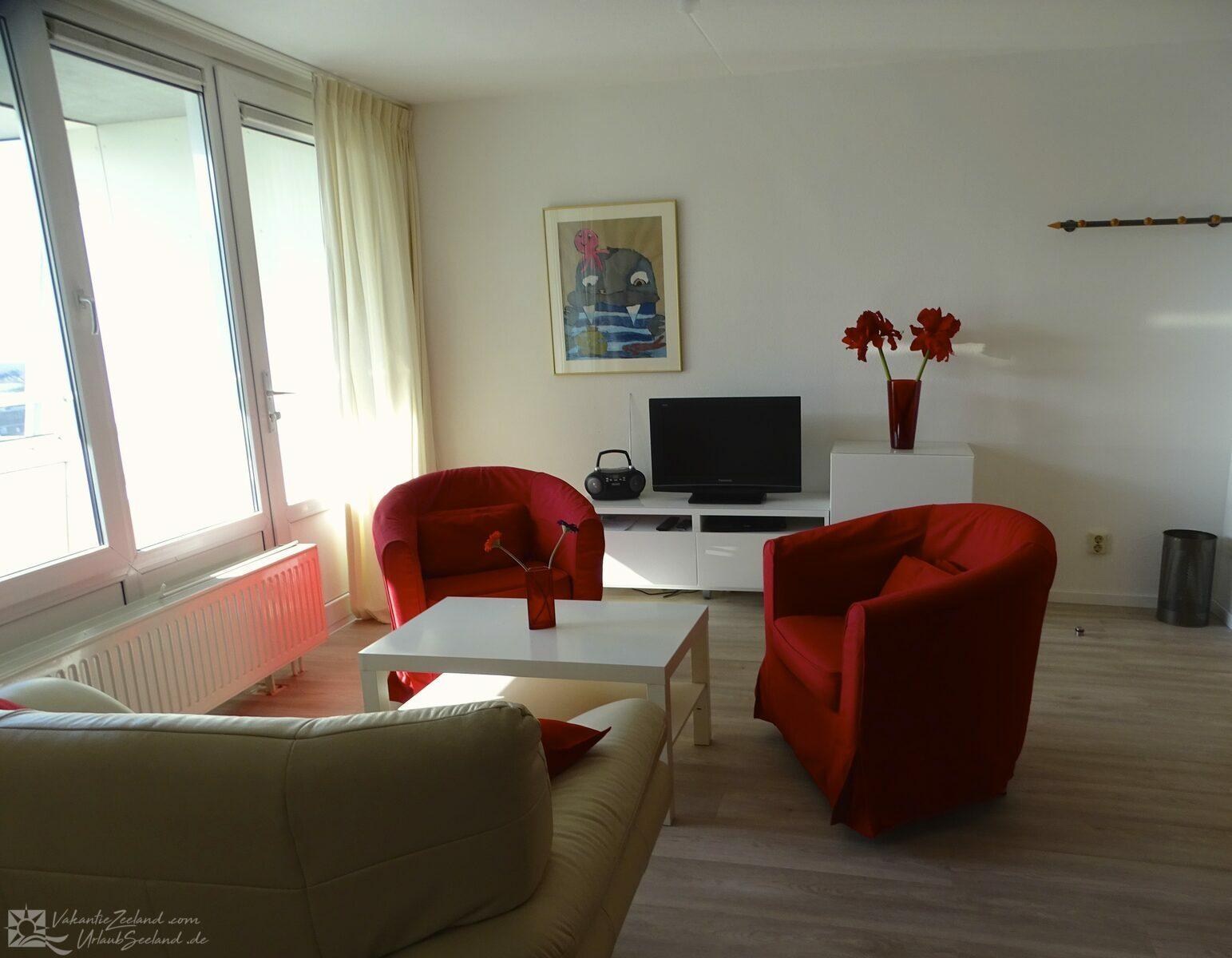 VZ572 Apartment Cadzand