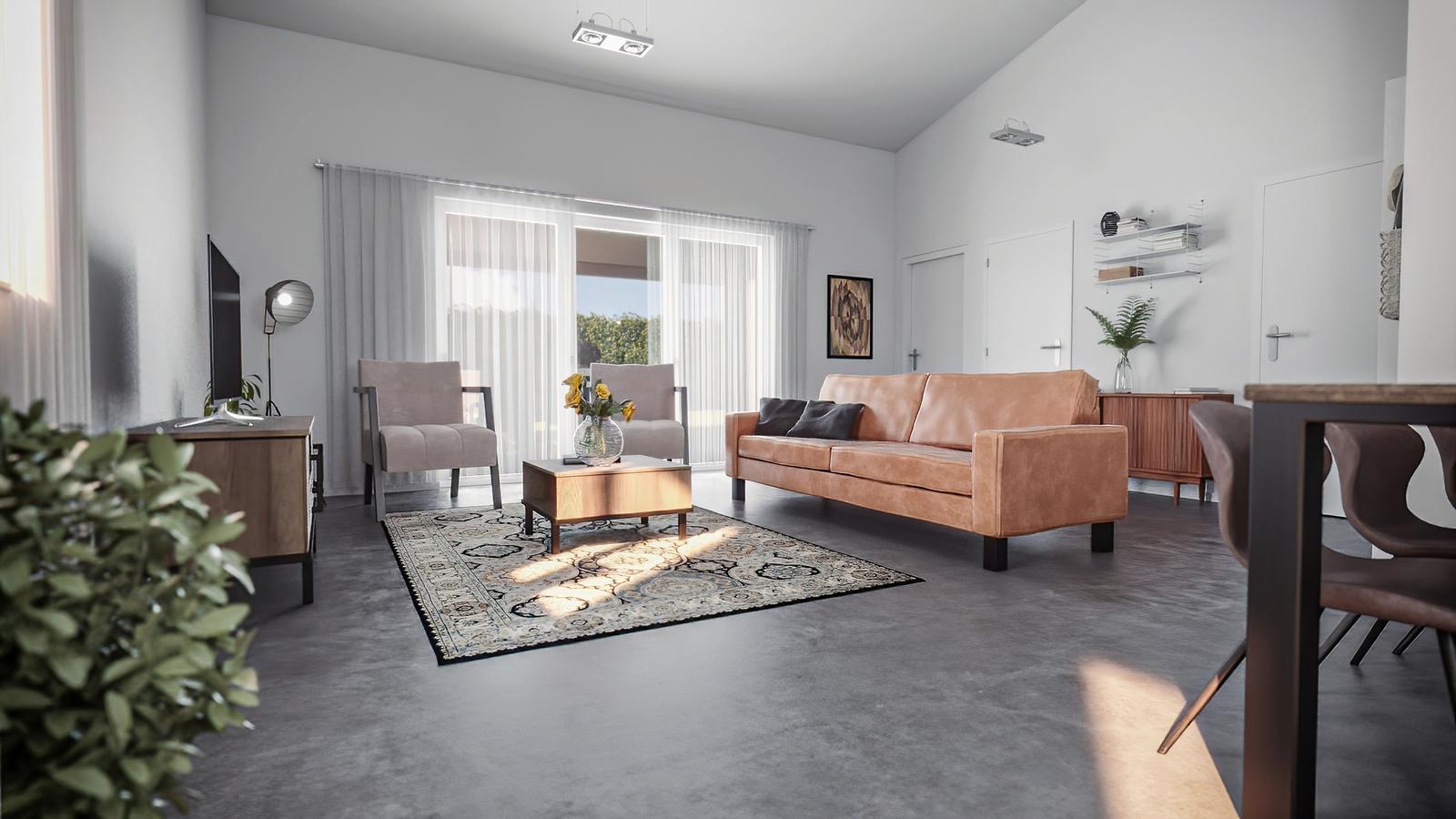 4-kamer villa voor 6 personen - type 3