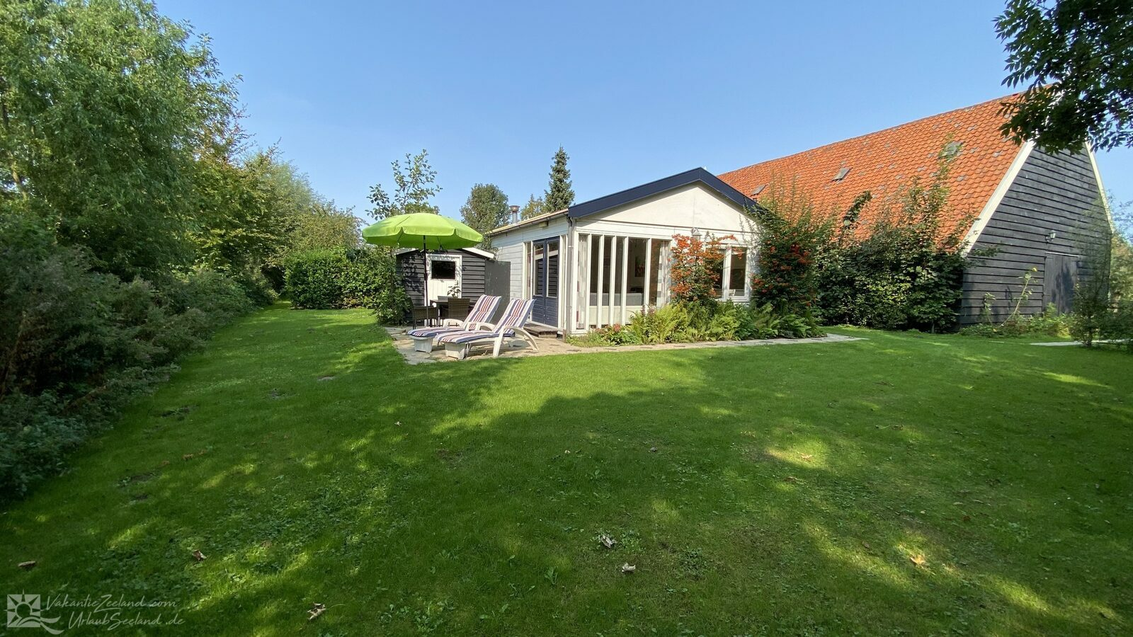 VZ890 Holiday Home in Renesse
