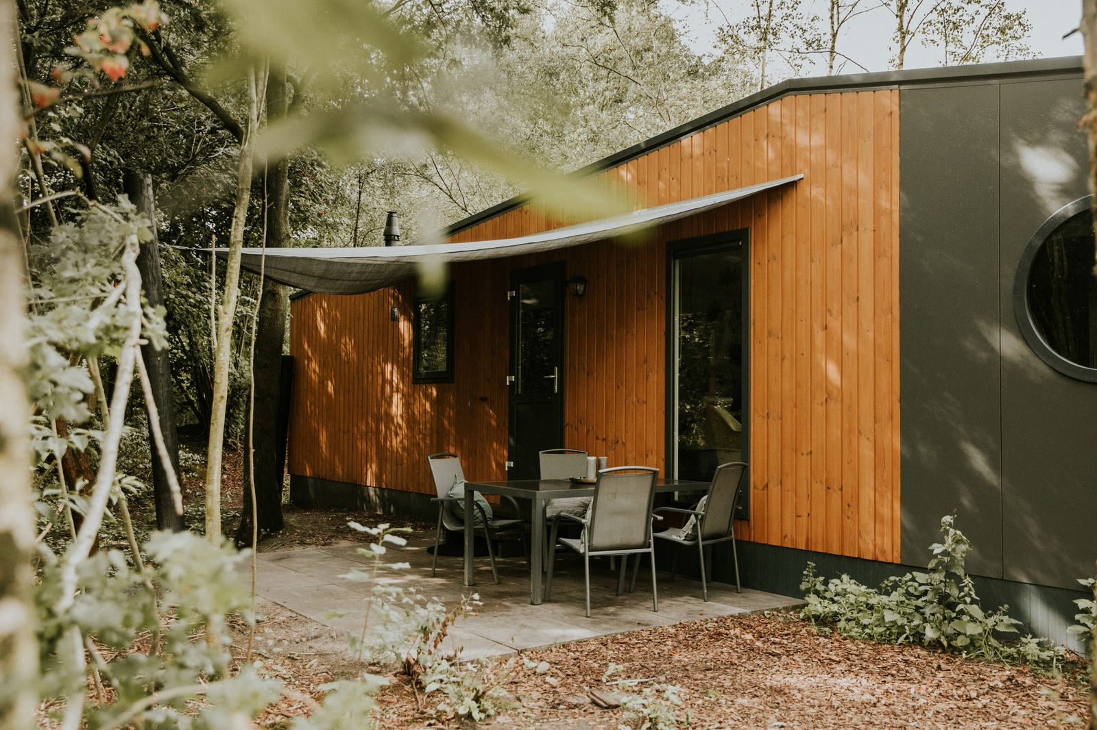 Happy bee lodge | 5 persoons