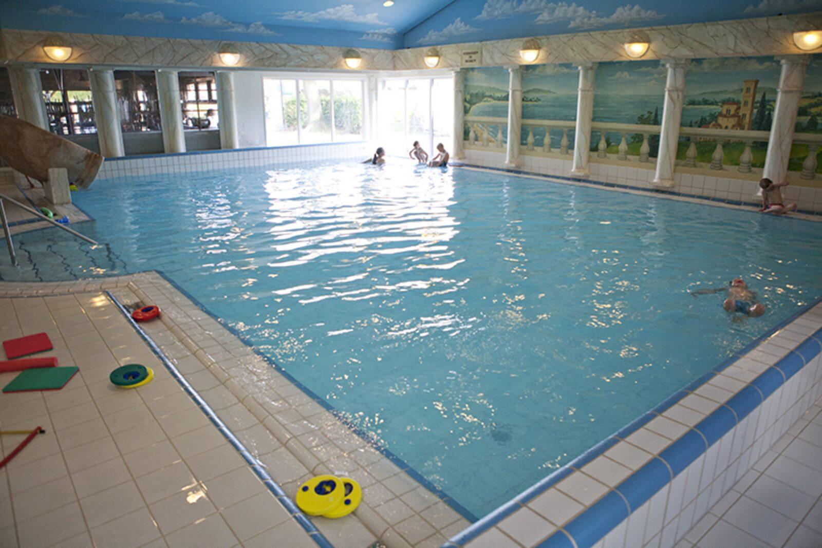 6 person Veluwe lodge Wellness Plus