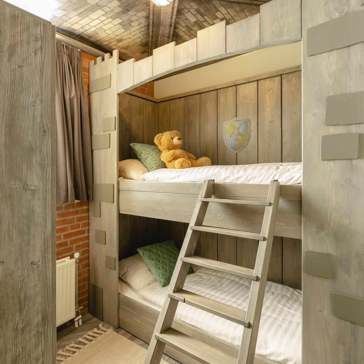5-person baby & children's bungalow