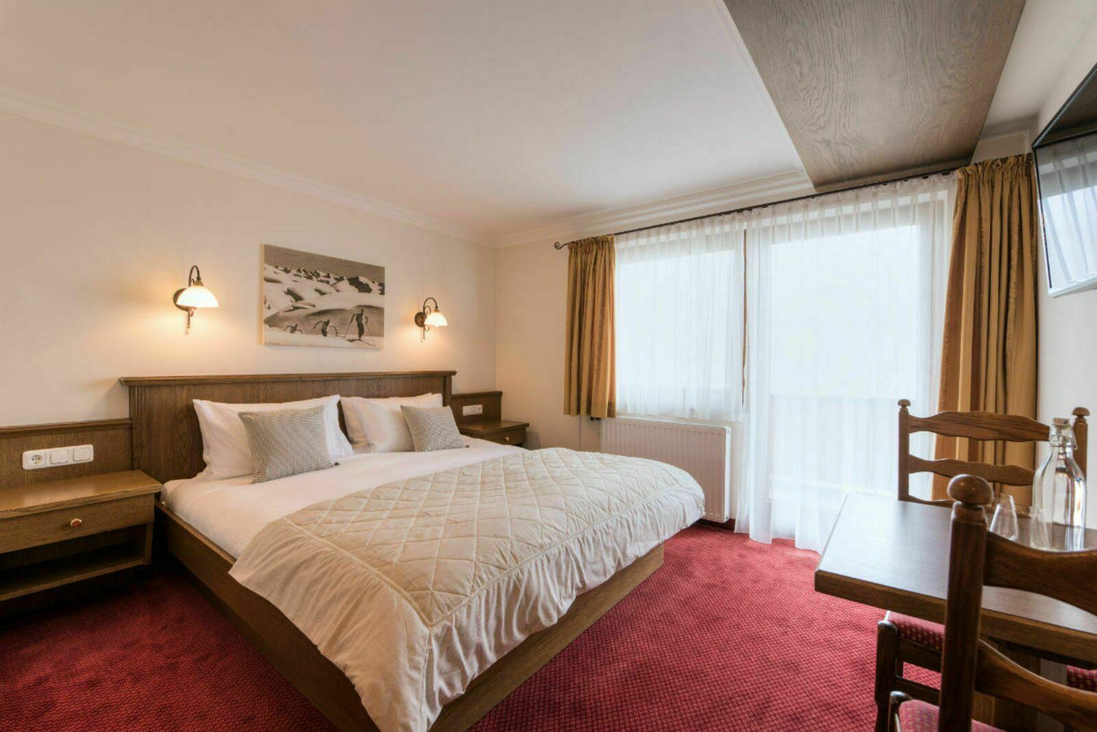 Hotelkamer Deluxe | 2-3 Pers.