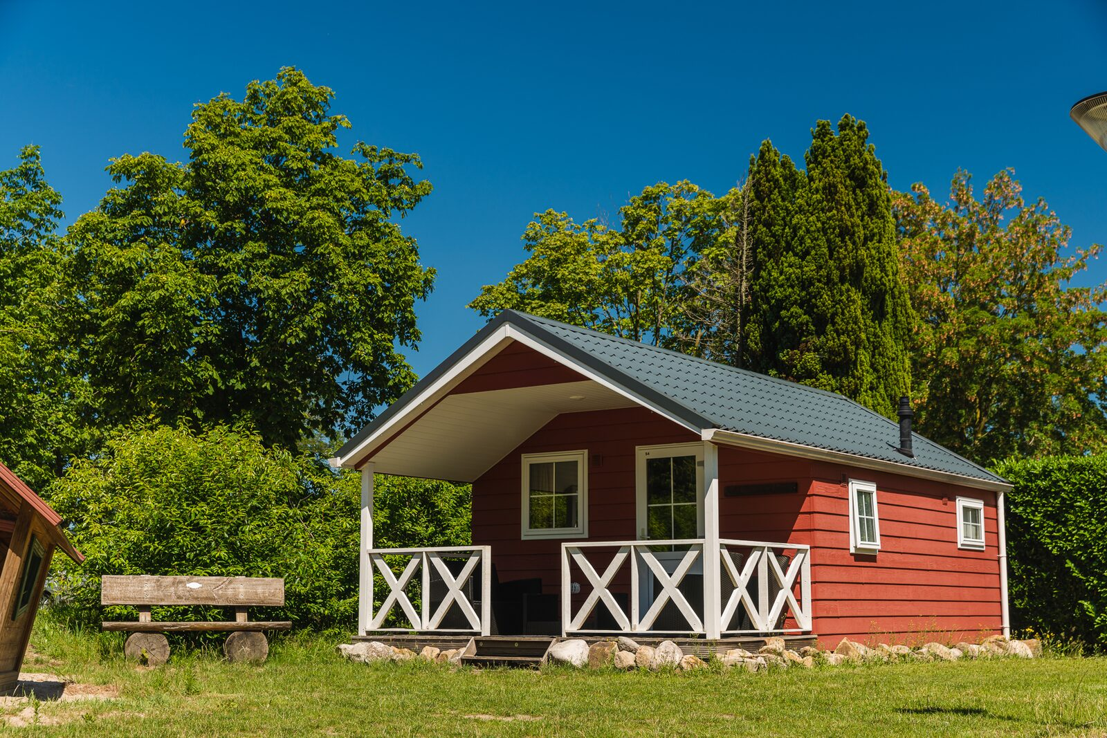 Scandinavian lodges
