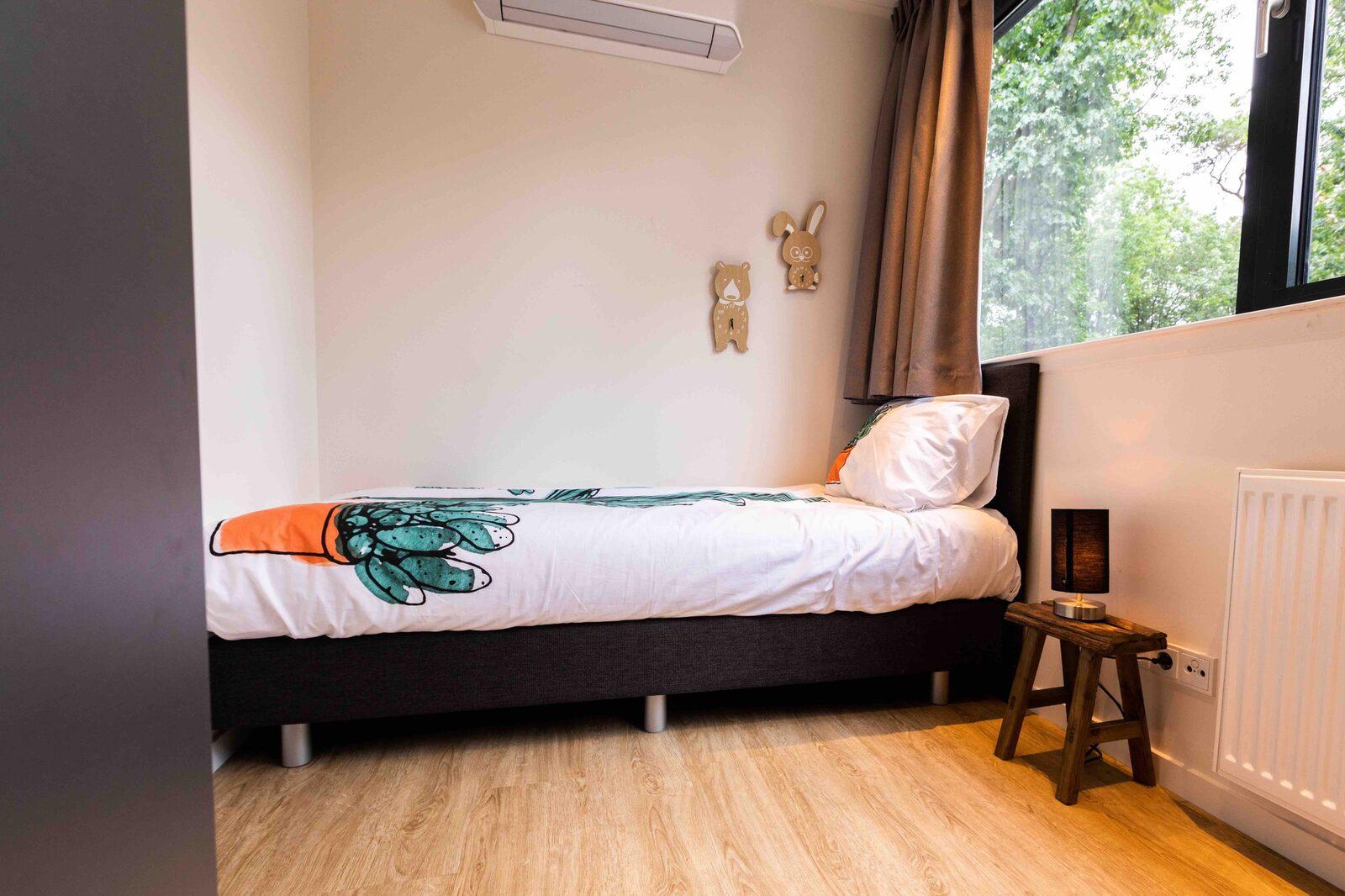 Villa superieur 8 personen spa