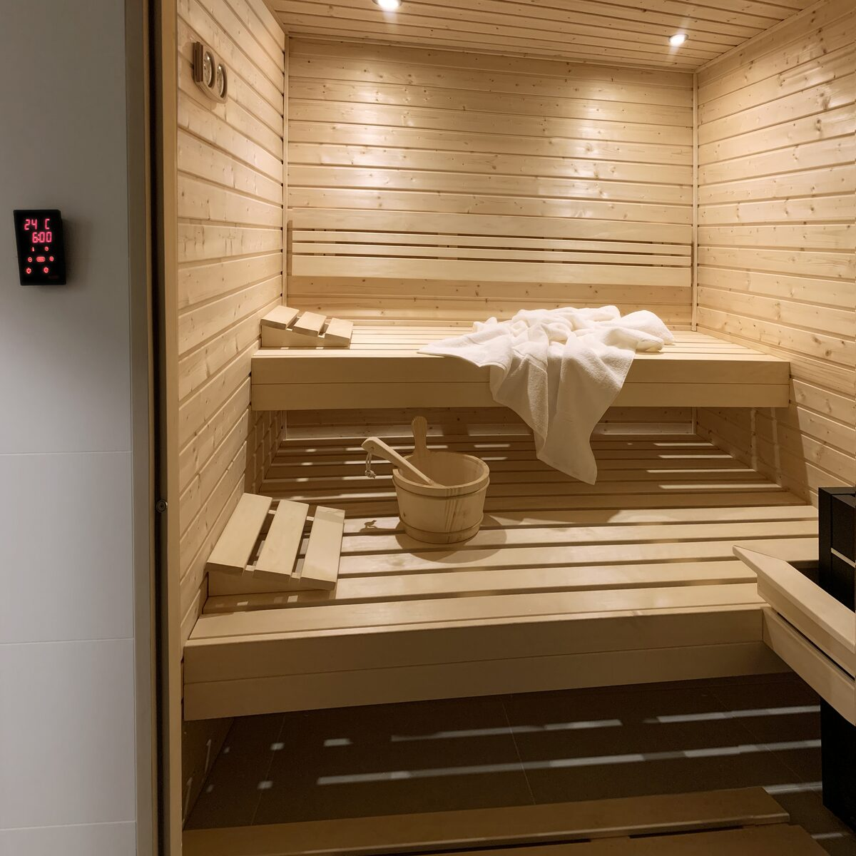 Luxury Penthouse with Sauna   10 Pers.