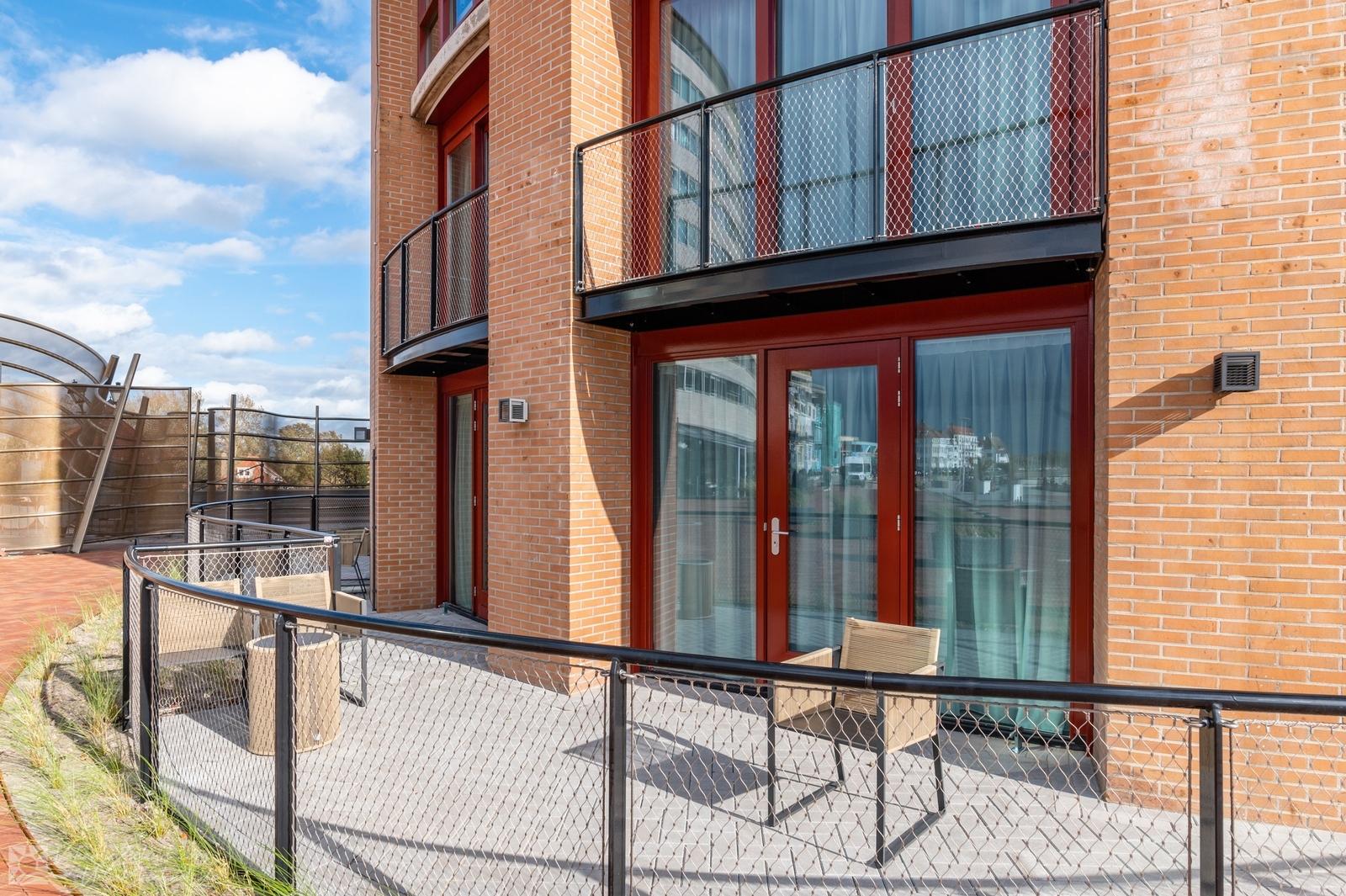 VZ910 Wellness suite in Vlissingen