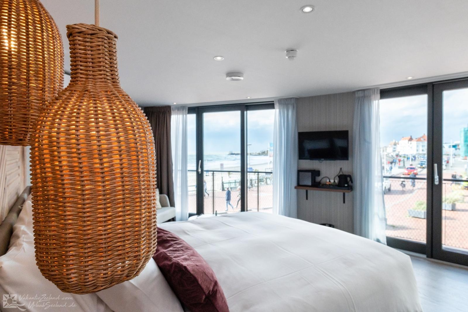 VZ915 Deluxe Ocean Suite in Vlissingen