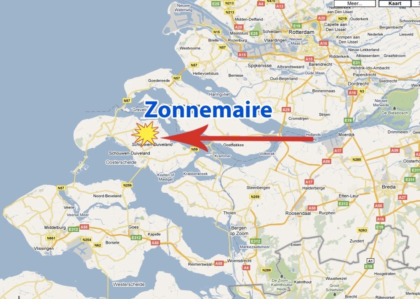 Vakantiewoning - Zuidweg 18 | Zonnemaire 'huisje Paola'