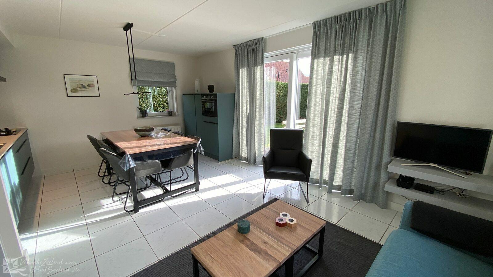 VZ357 Luxurious Villa Cadzand