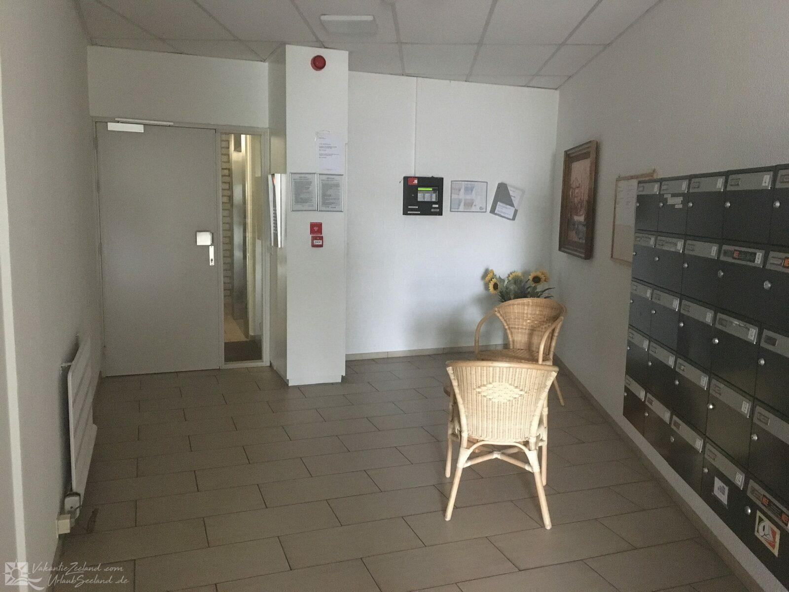 VZ569 Holiday Studio Cadzand