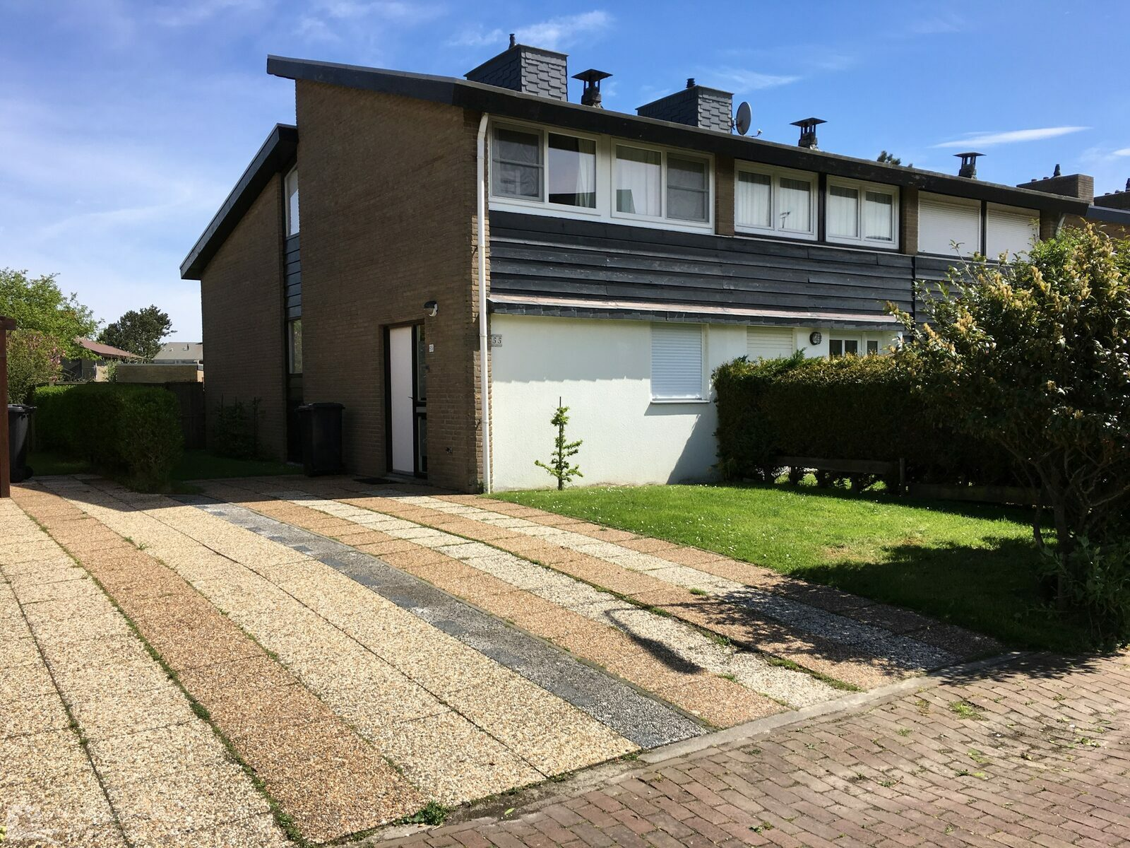 VZ924 Holiday home in Cadzand