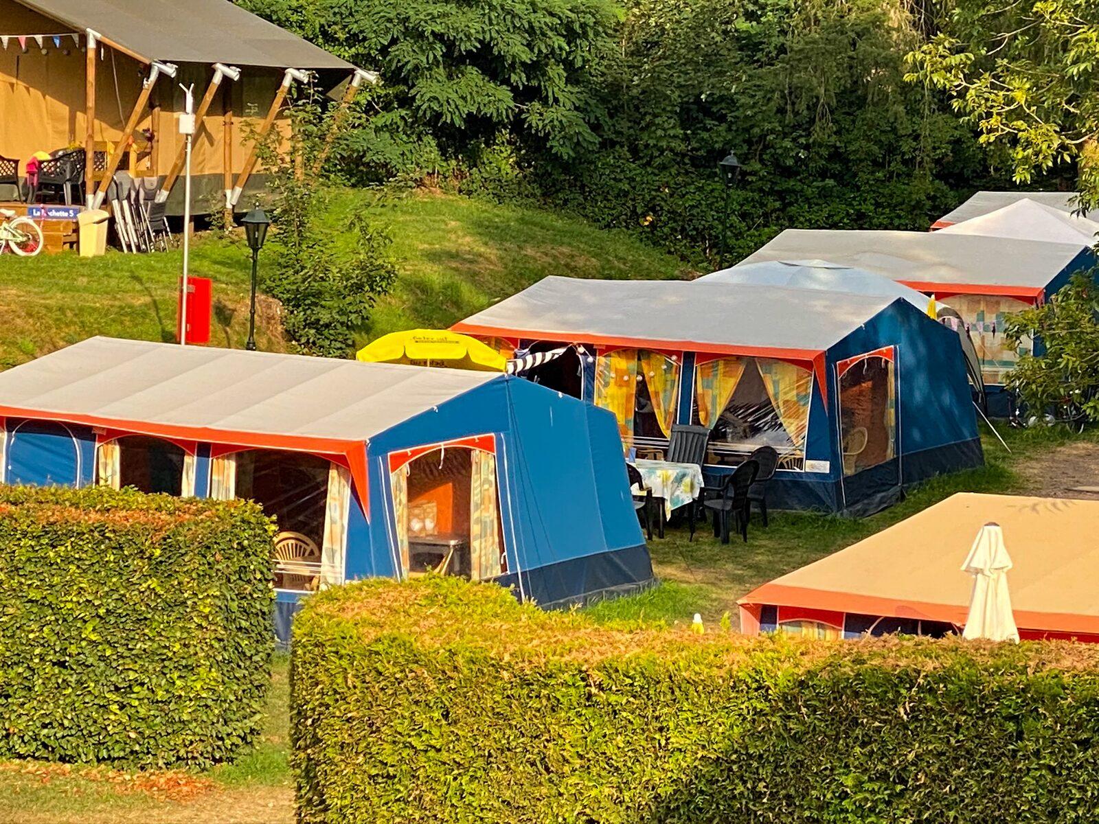 Tente bungalow Vianden