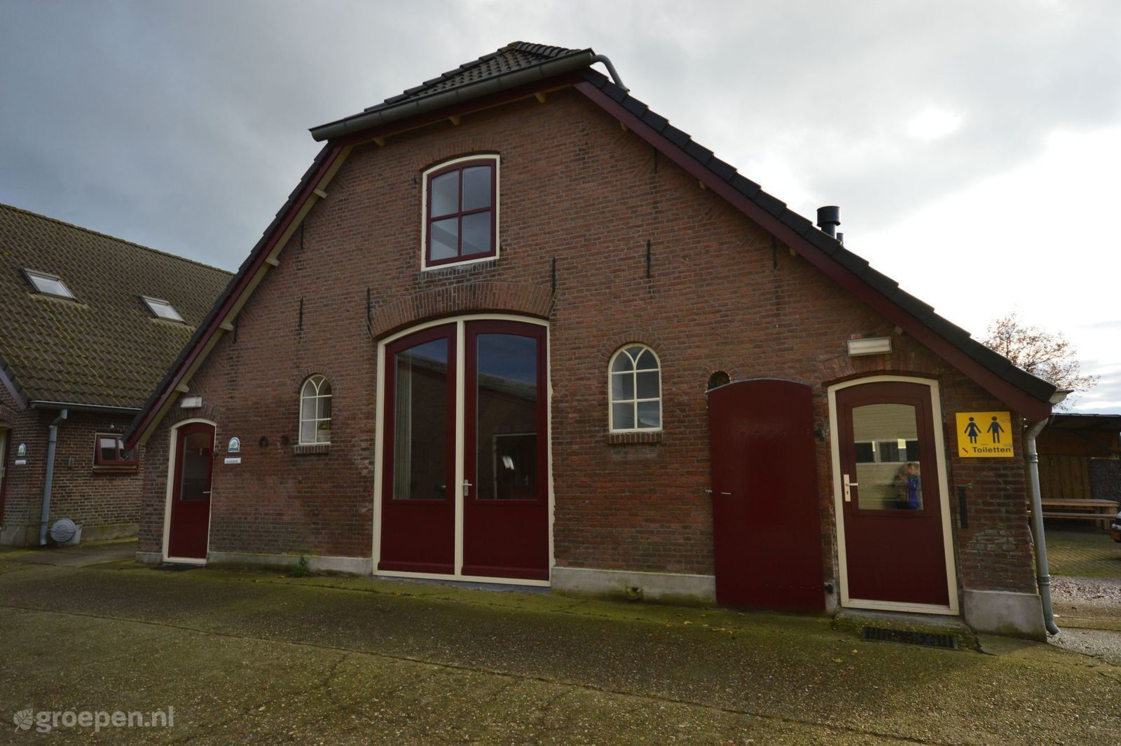 Group accommodation Echteld