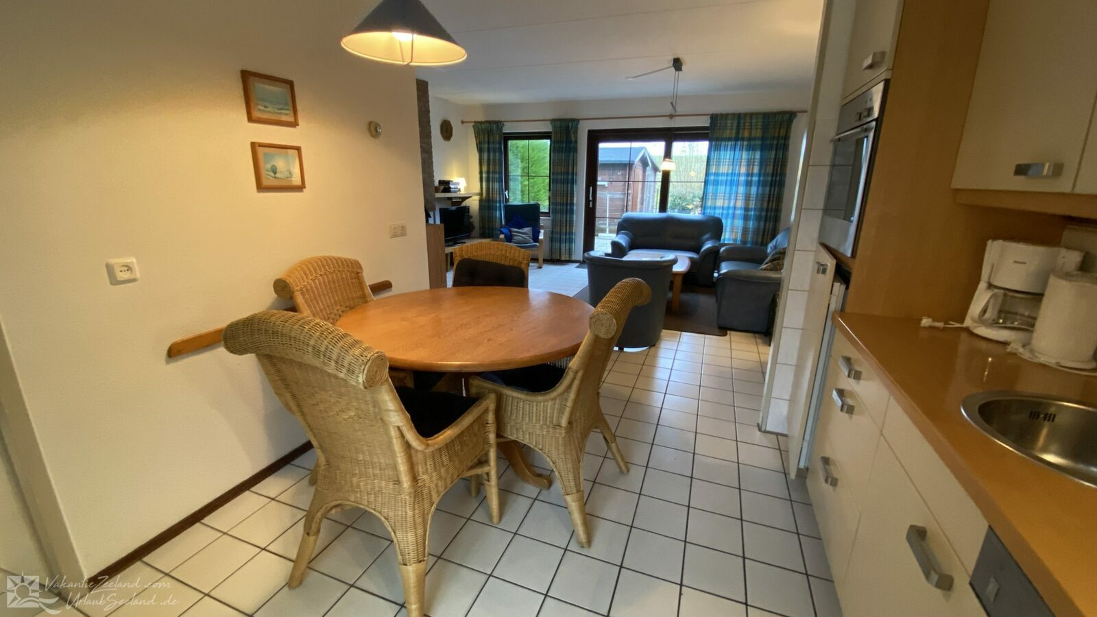 VZ919 Holiday Home in Retranchement