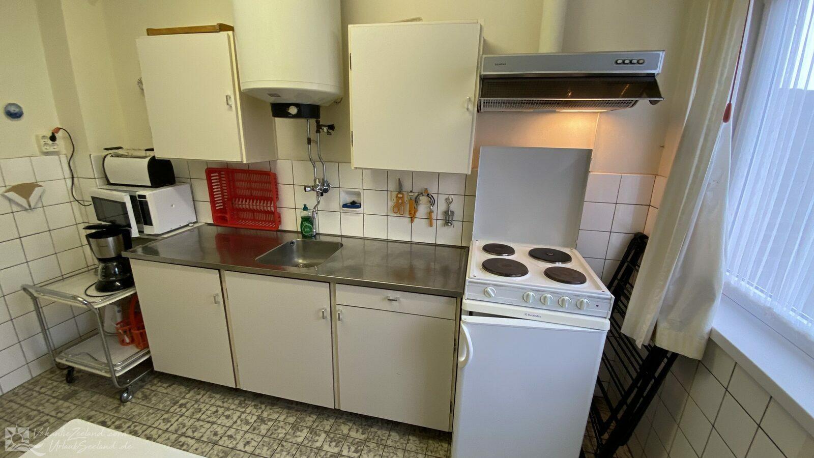 VZ363 Apartment Cadzand