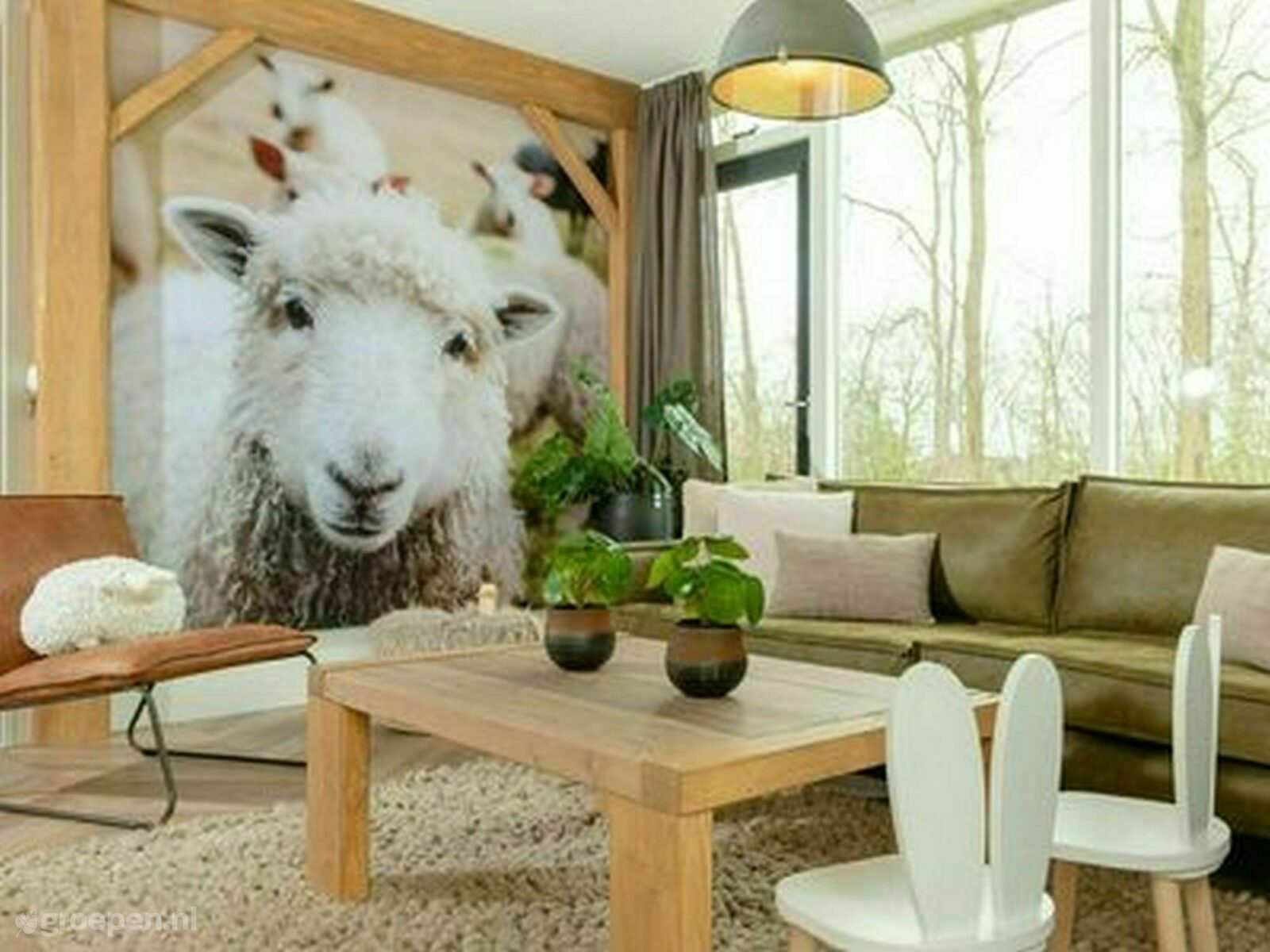 Group accommodation Zuna