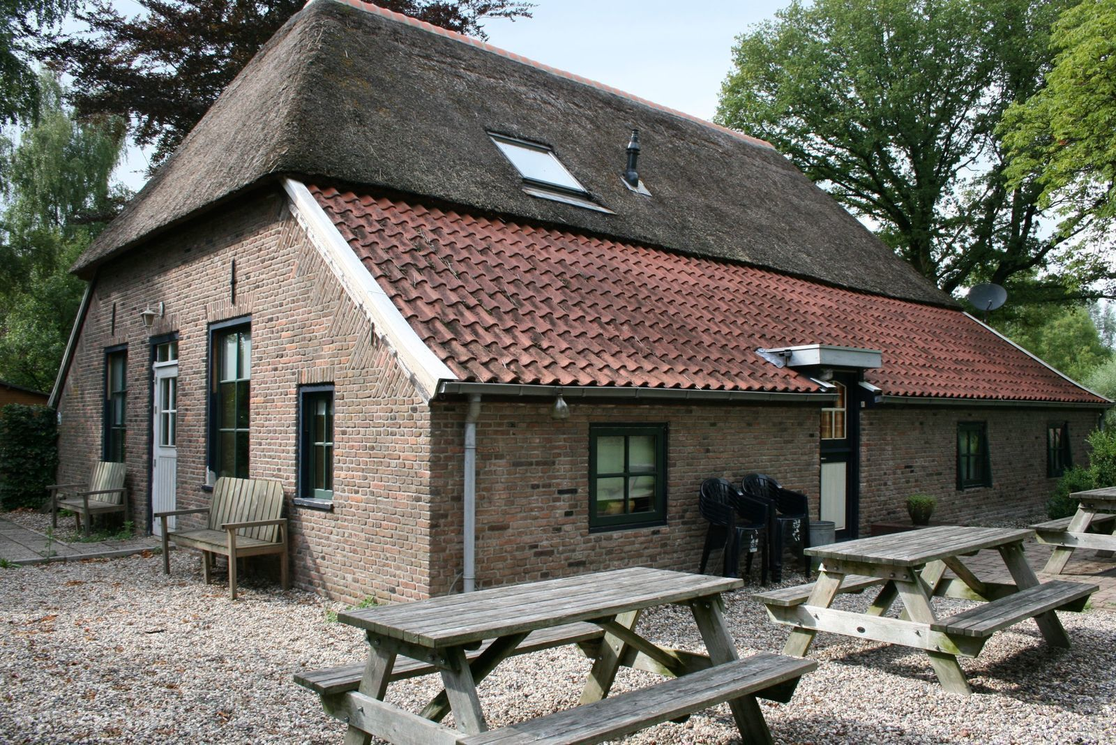 Holiday Farmhouse Geesteren