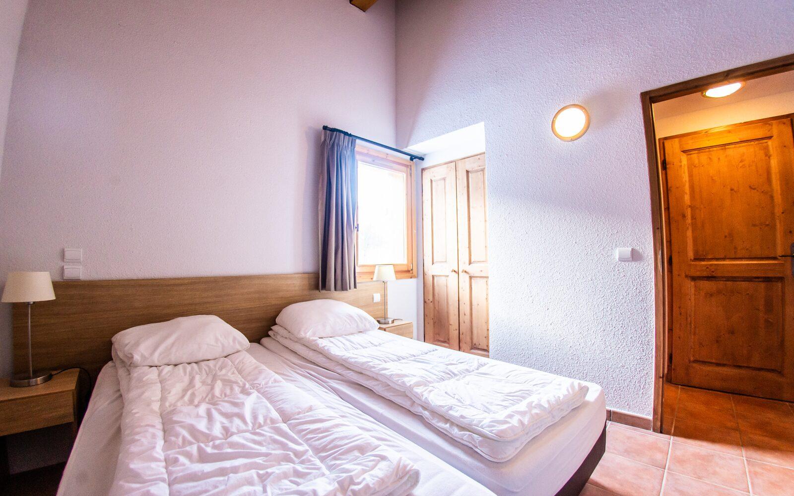 2-kamer appartement + vide | 6 personen