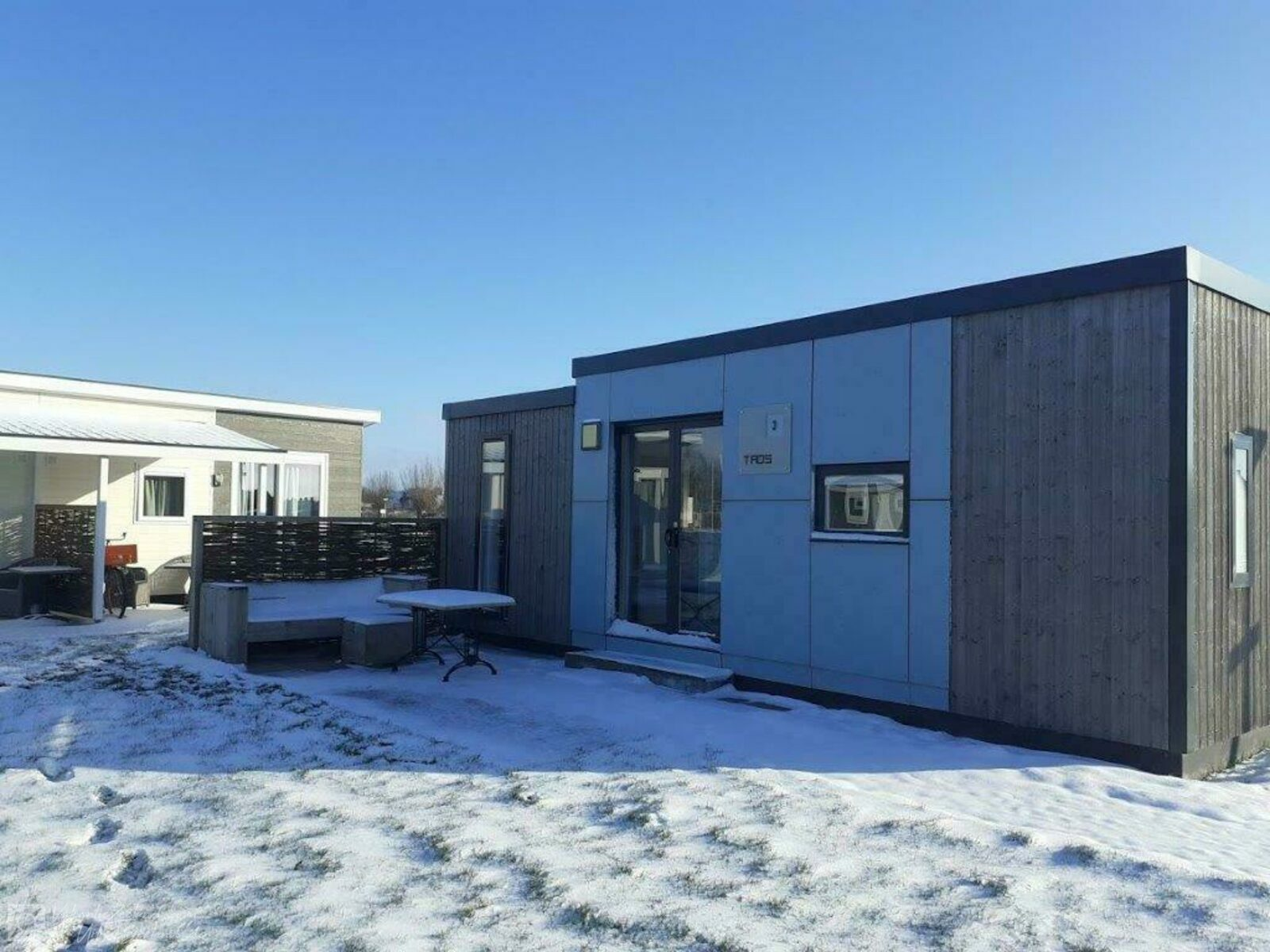 VZ894 Holiday studio in Middelburg