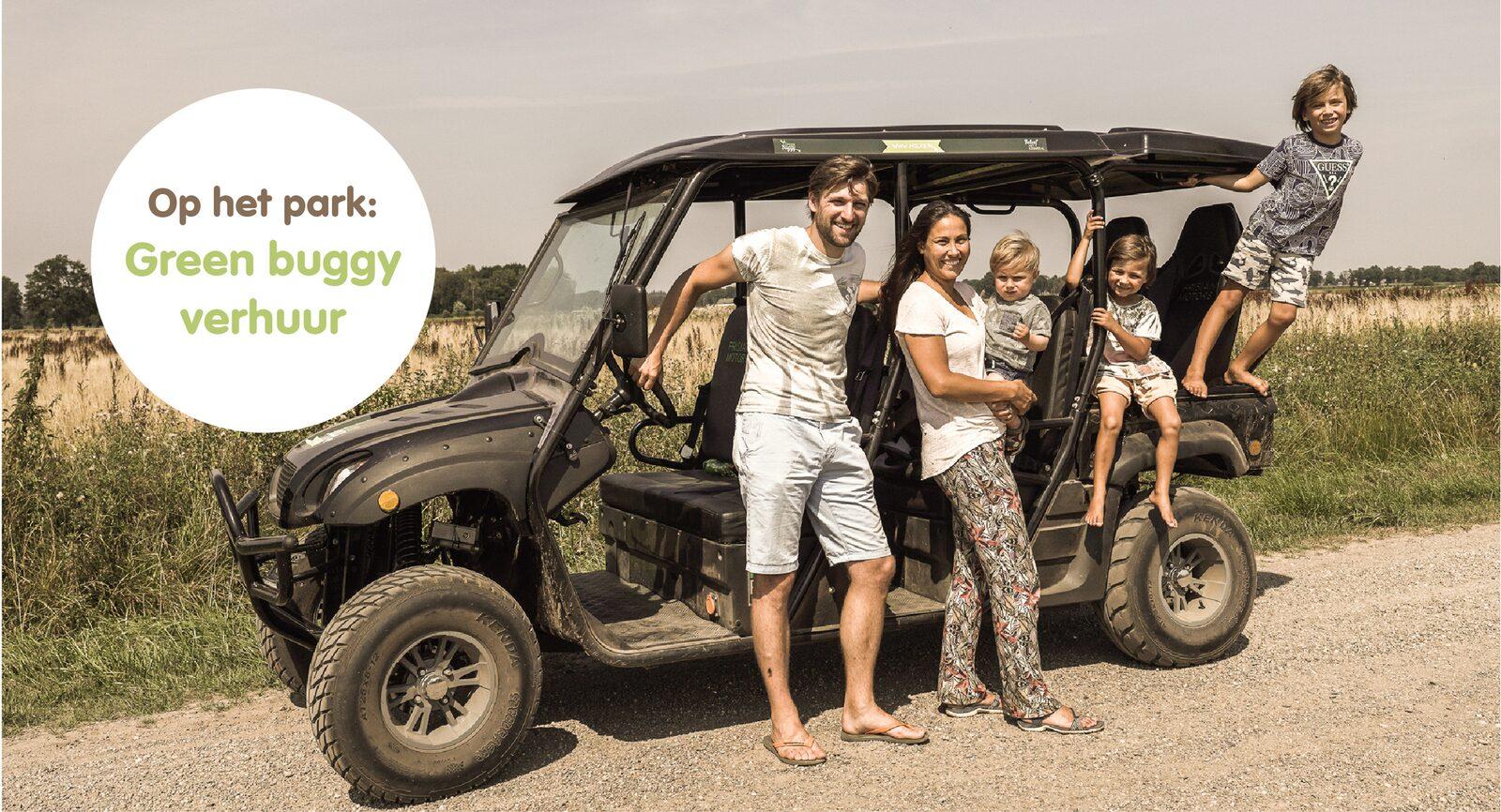 Safari Tent | 5 People