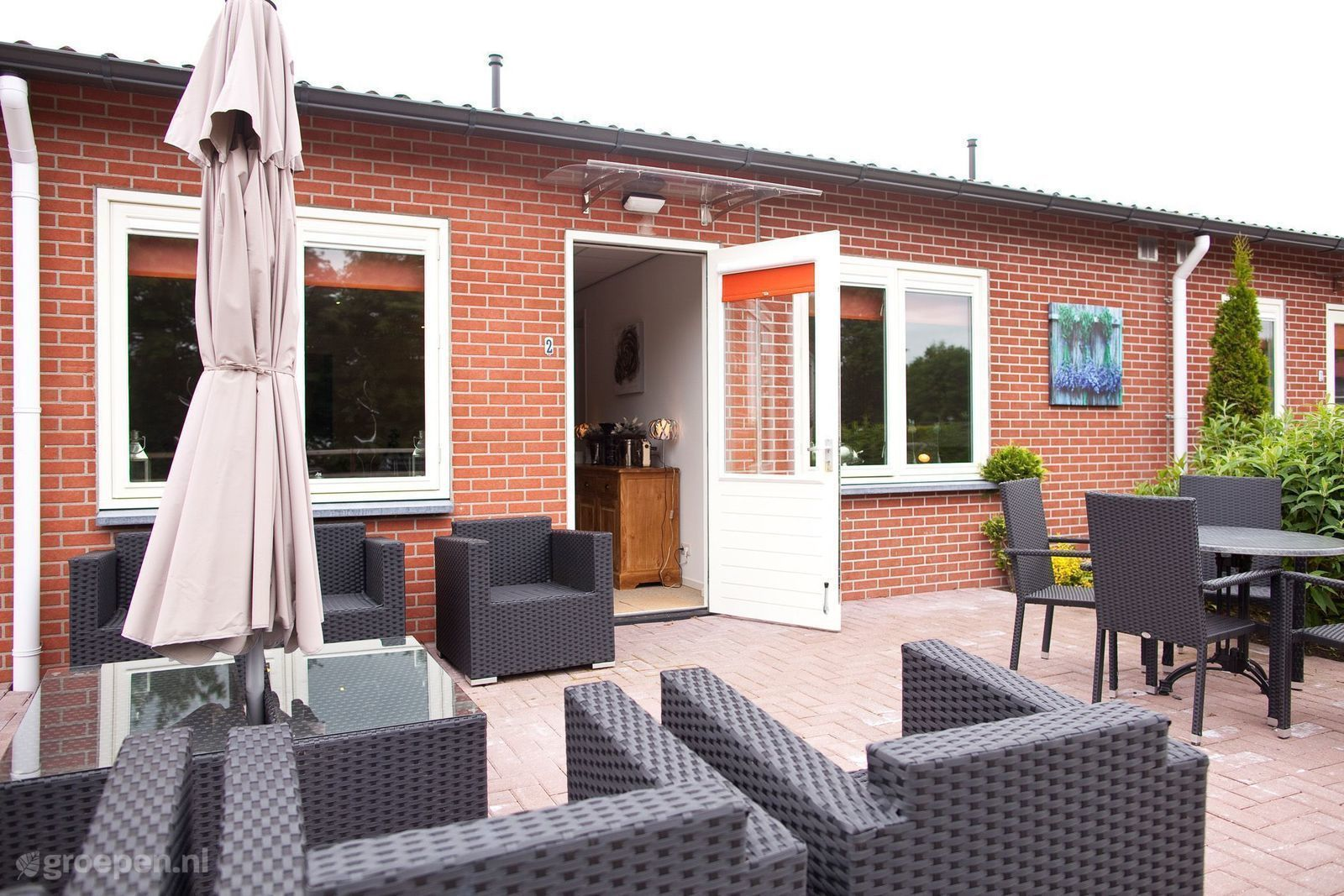 Group accommodation Hollandscheveld
