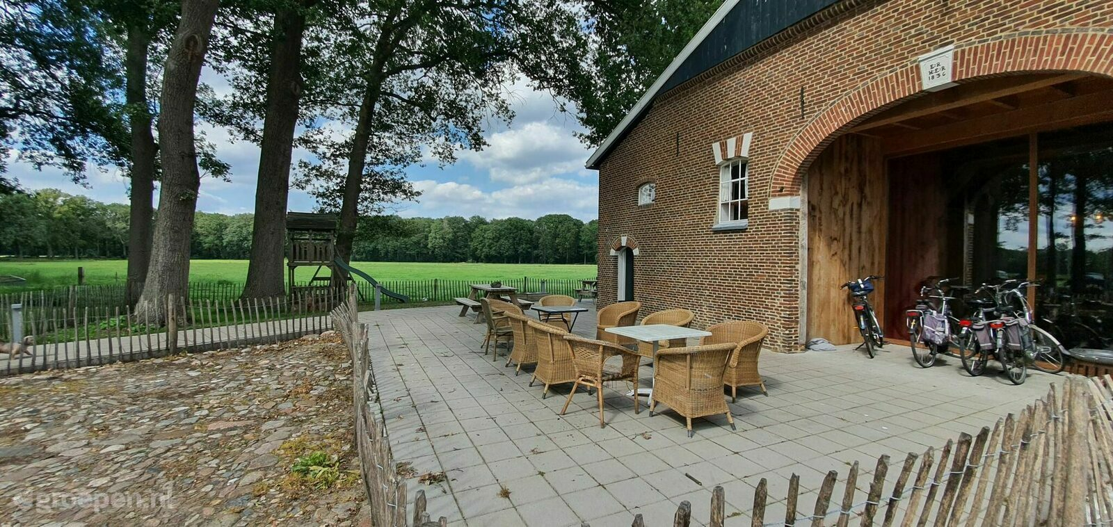 Holiday Farmhouse Winterwijk-woold