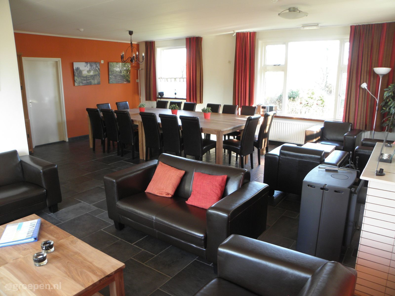 Group accommodation Haamstede