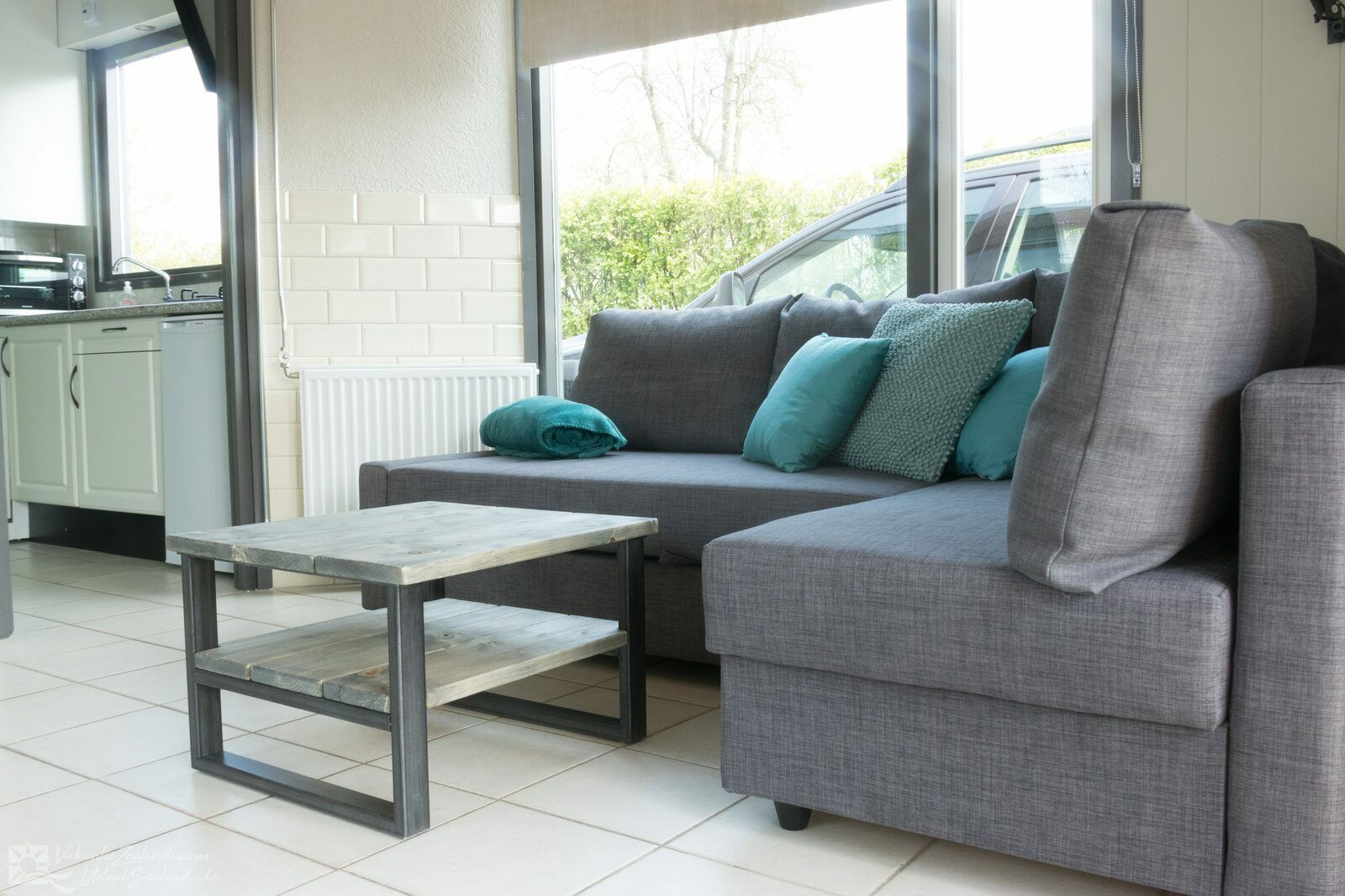VZ979 Holiday bungalow in Baarland