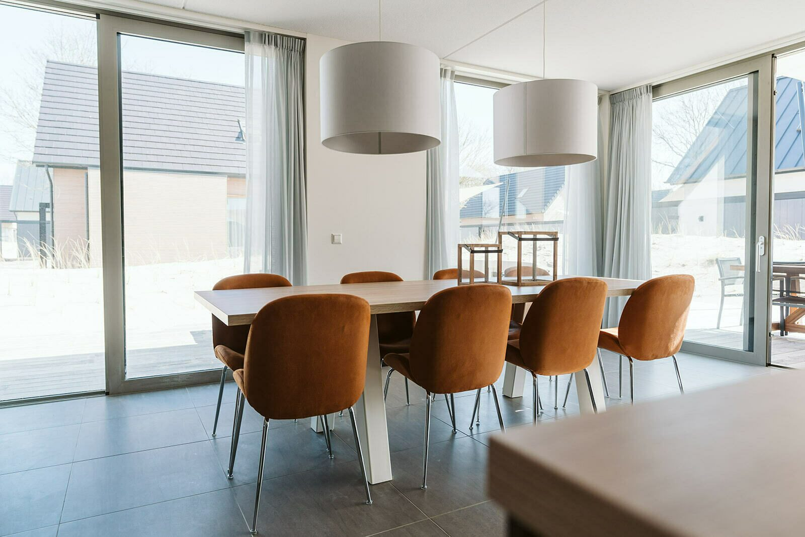 Ferienhaus 8 Personen Luxus