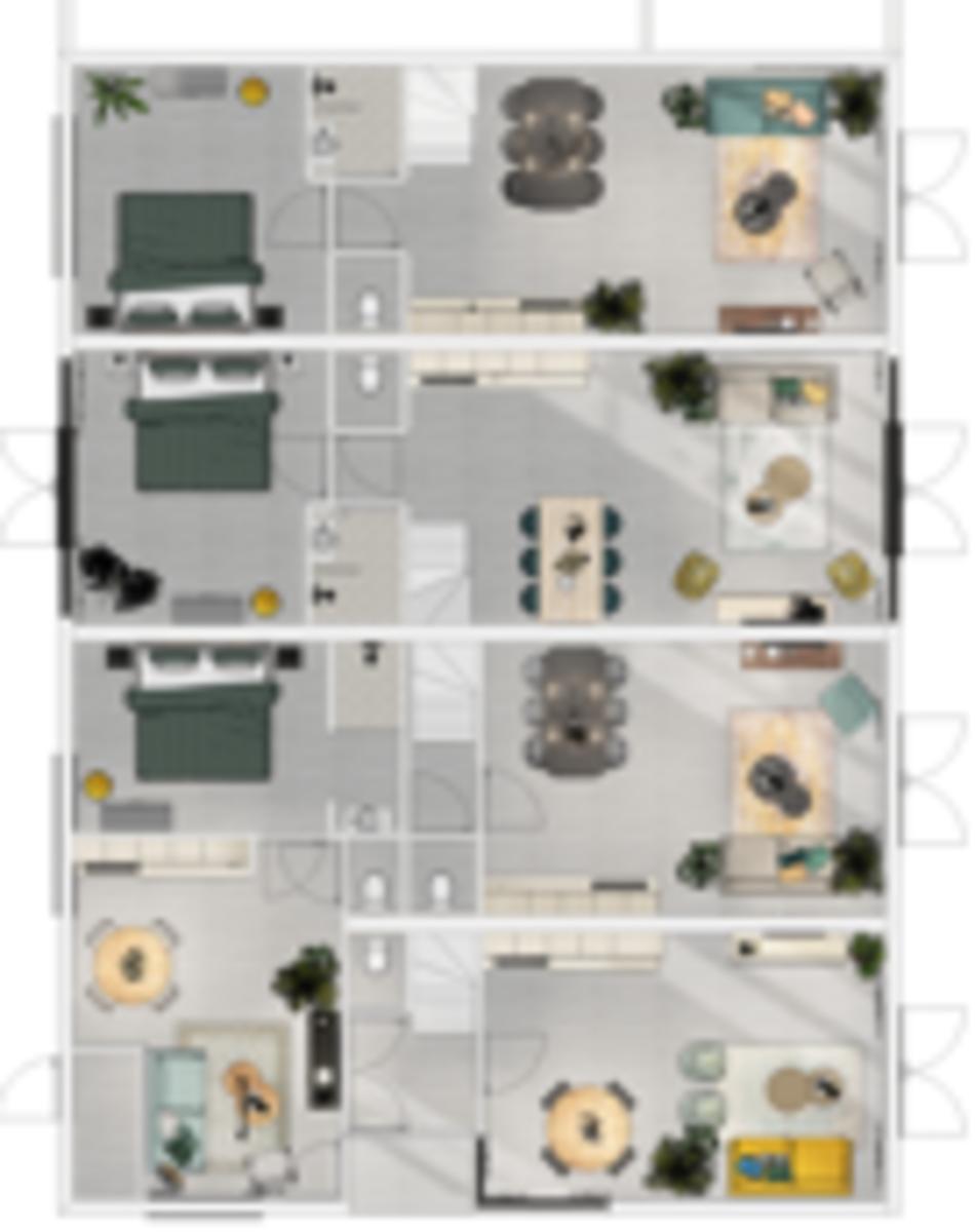 Appartement - Kon. Emmaweg 26   Vrouwenpolder 'Uitspanning Oranjezon'