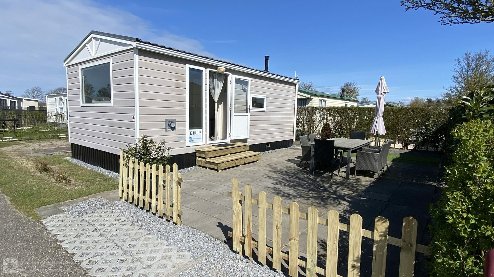 VZ466 Mobile home in Renesse